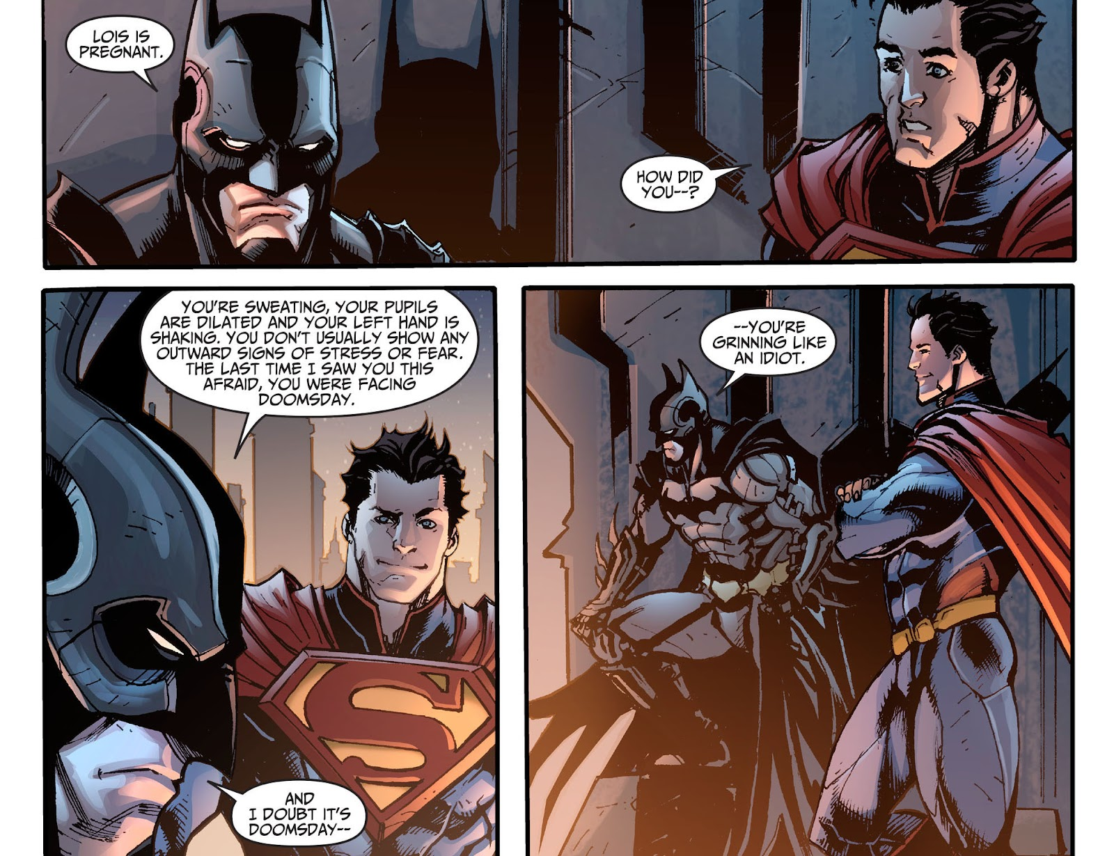 Injustice: Gods Among Us [I] Issue #1 #2 - English 16