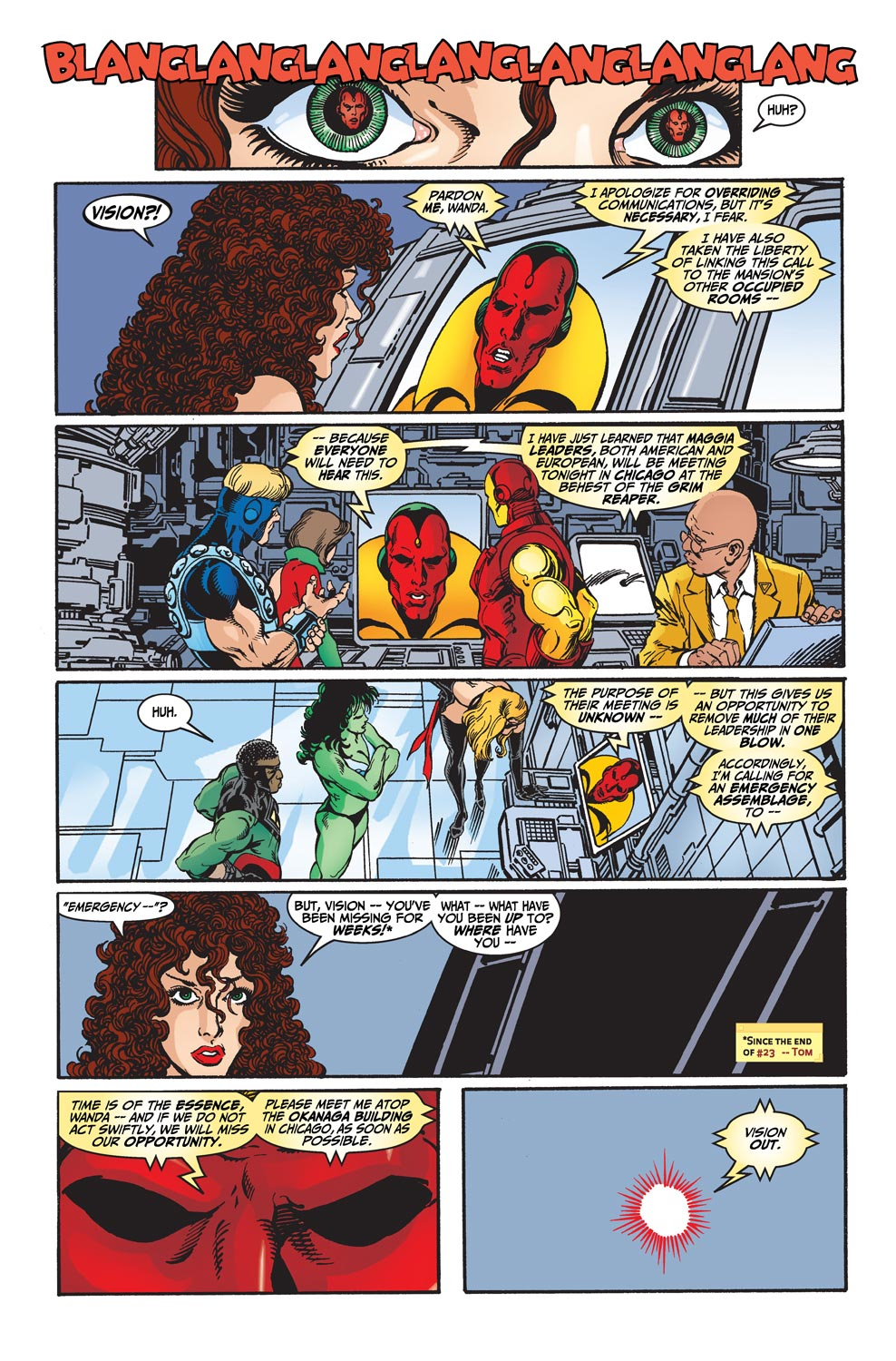 Avengers (1998) 31 Page 10