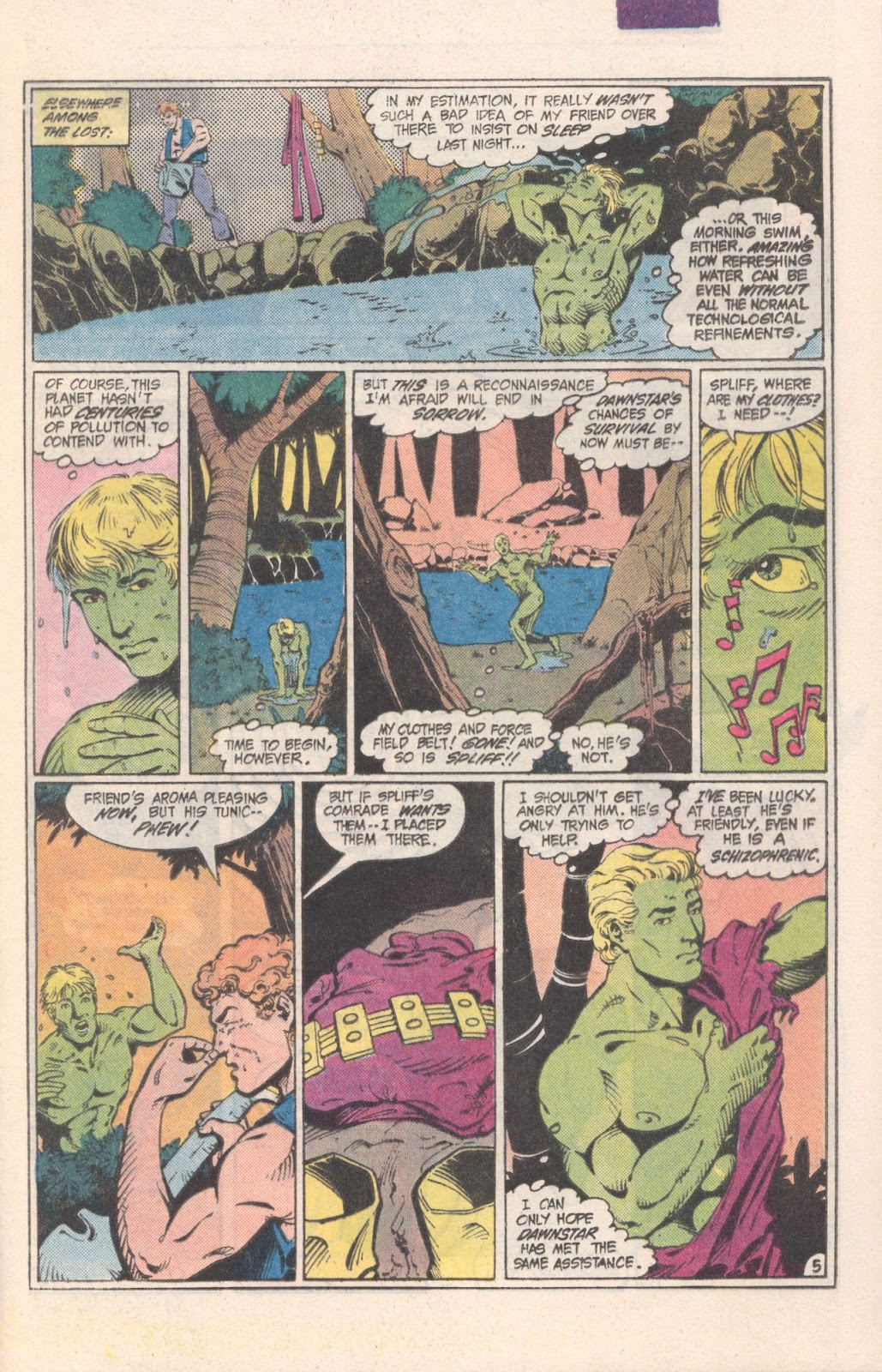 Tales of the Legion Issue #322 #9 - English 6