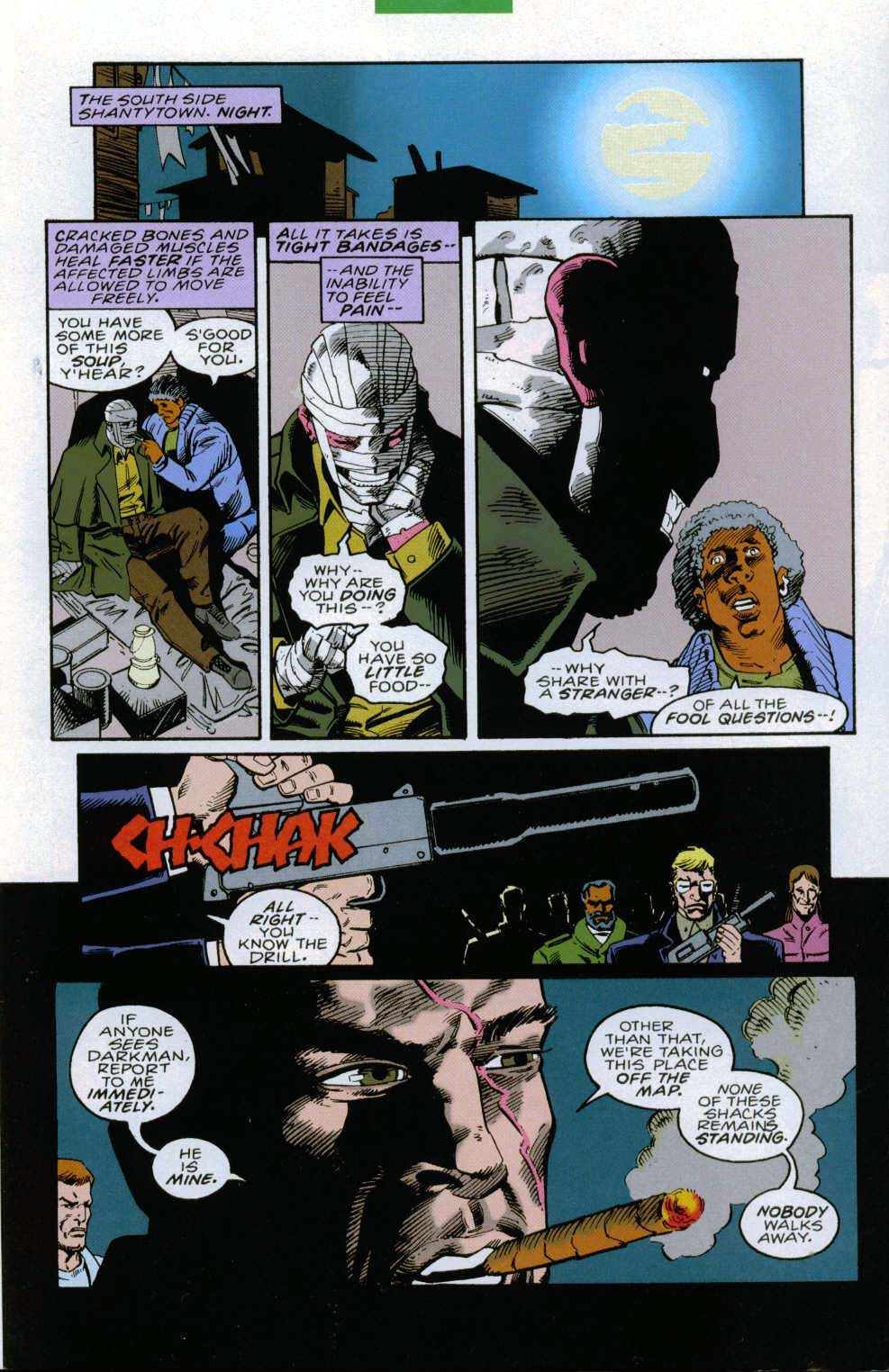 Darkman (1993) #6 #6 - English 8