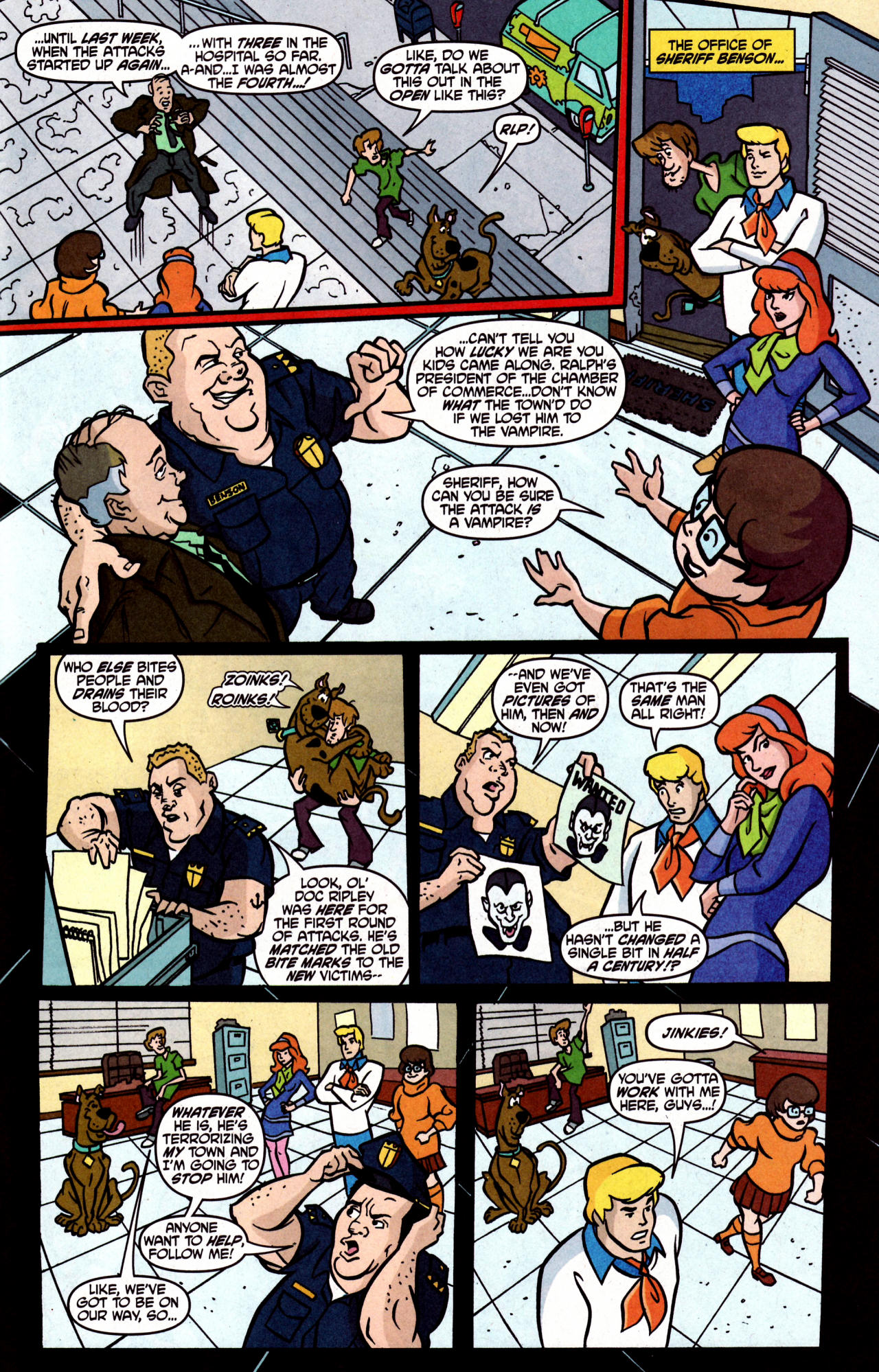 Read online Scooby-Doo (1997) comic -  Issue #128 - 15