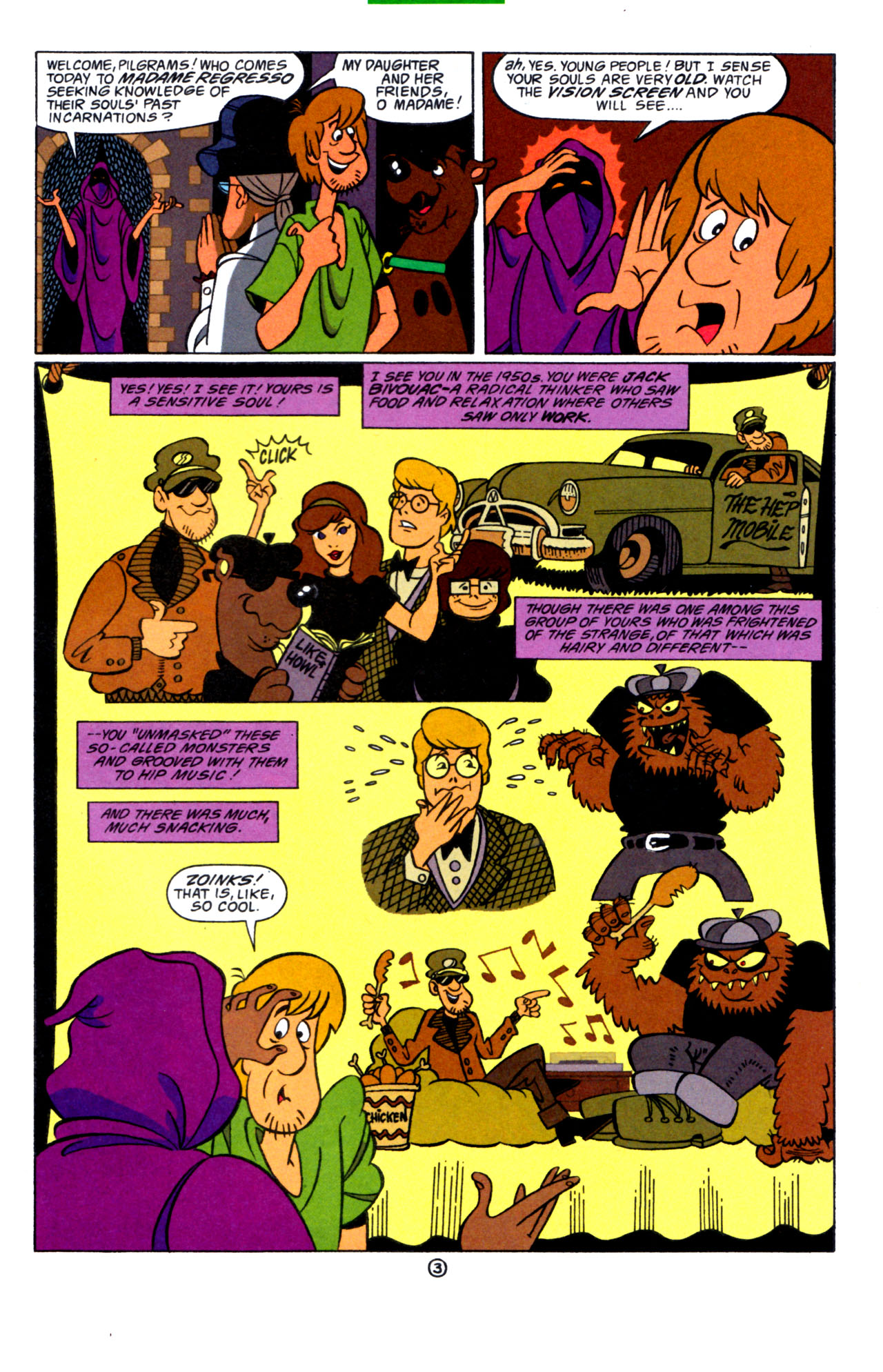 Read online Scooby-Doo (1997) comic -  Issue #7 - 18