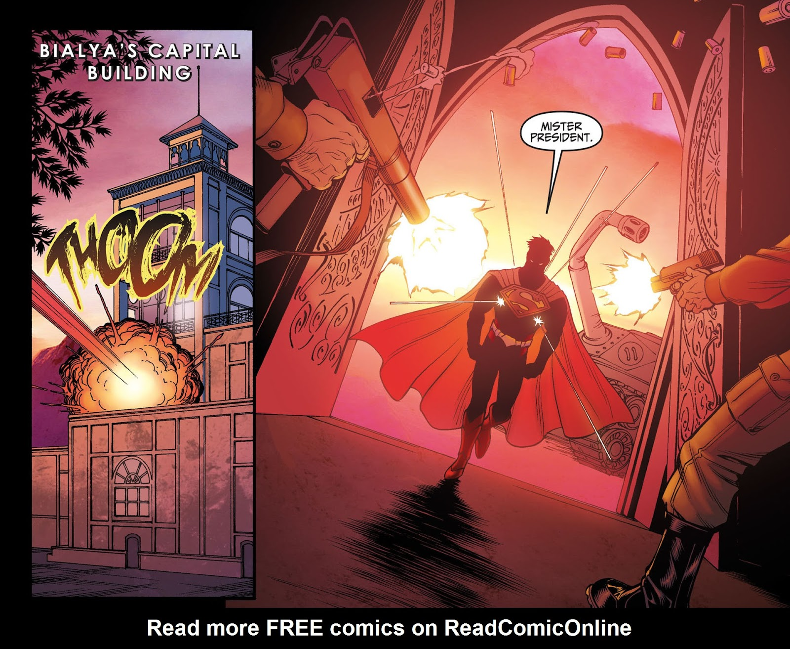 Injustice: Gods Among Us [I] Issue #6 #7 - English 13
