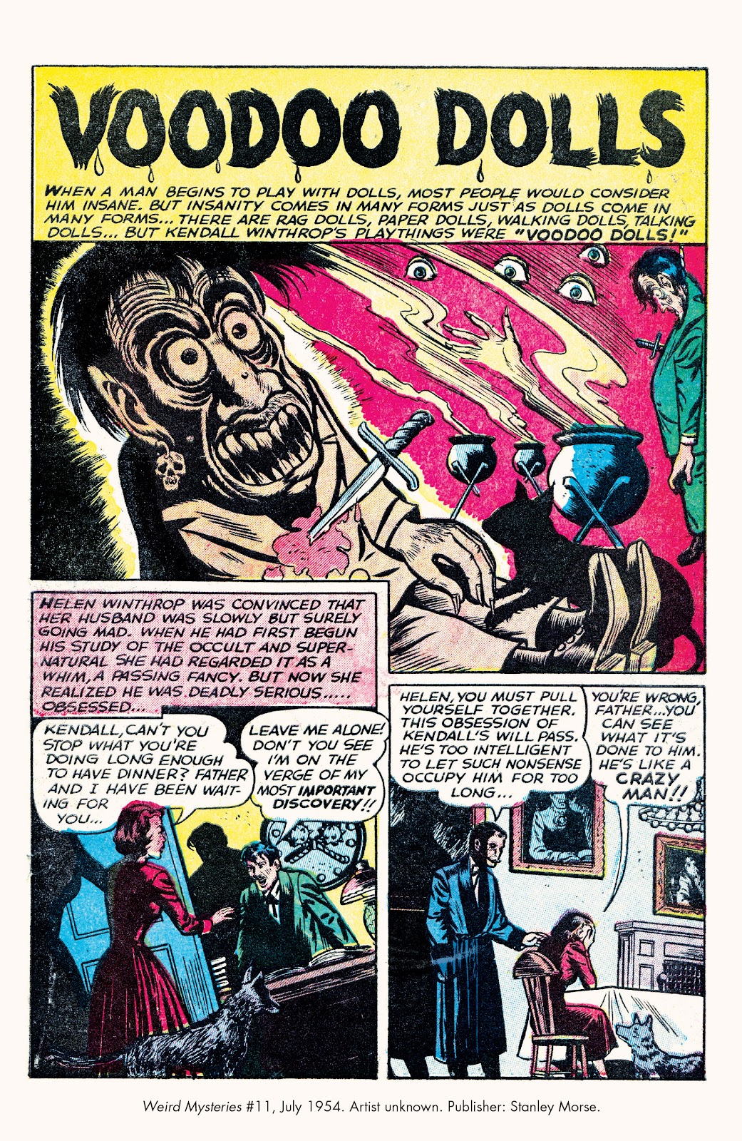 Haunted Horror Issue #26 #26 - English 43