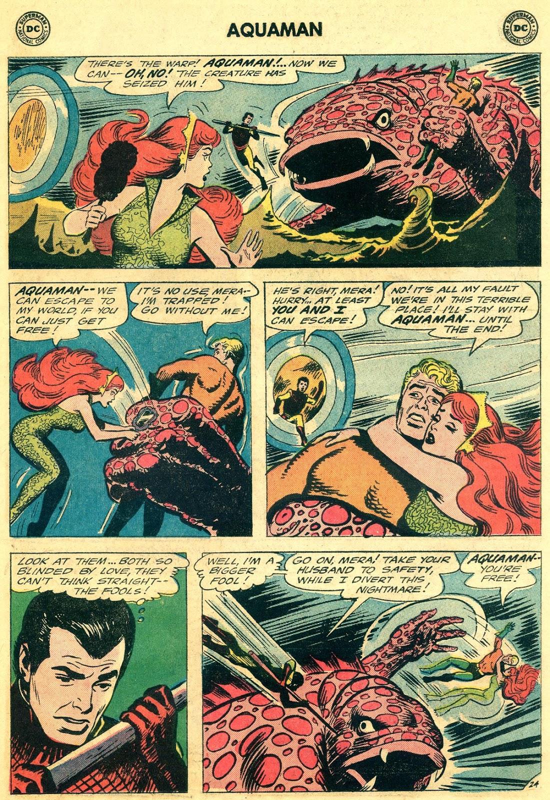 Aquaman (1962) Issue #19 #19 - English 31