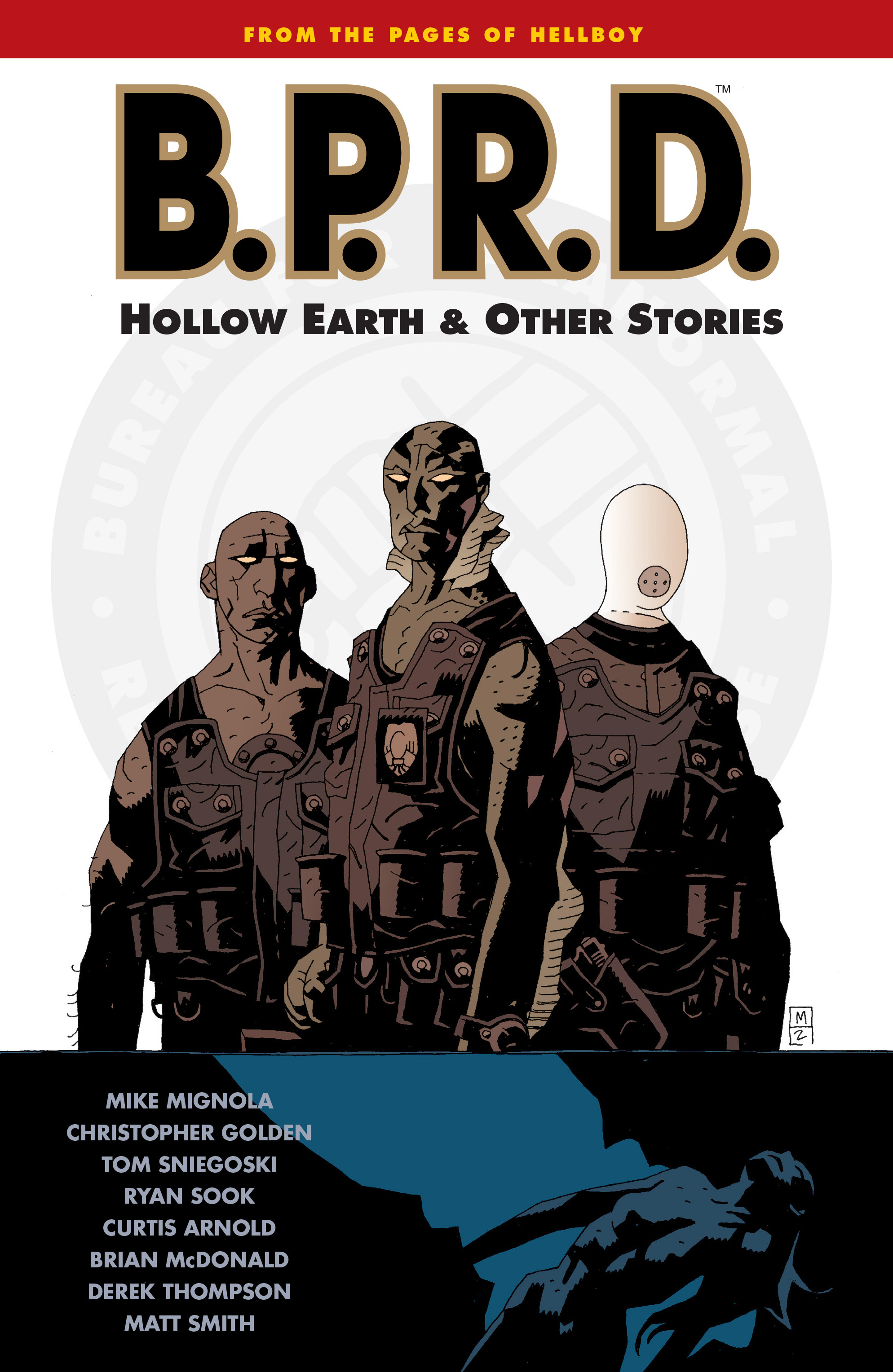 B.P.R.D.: Hollow Earth and Other Stories TPB_1 Page 1