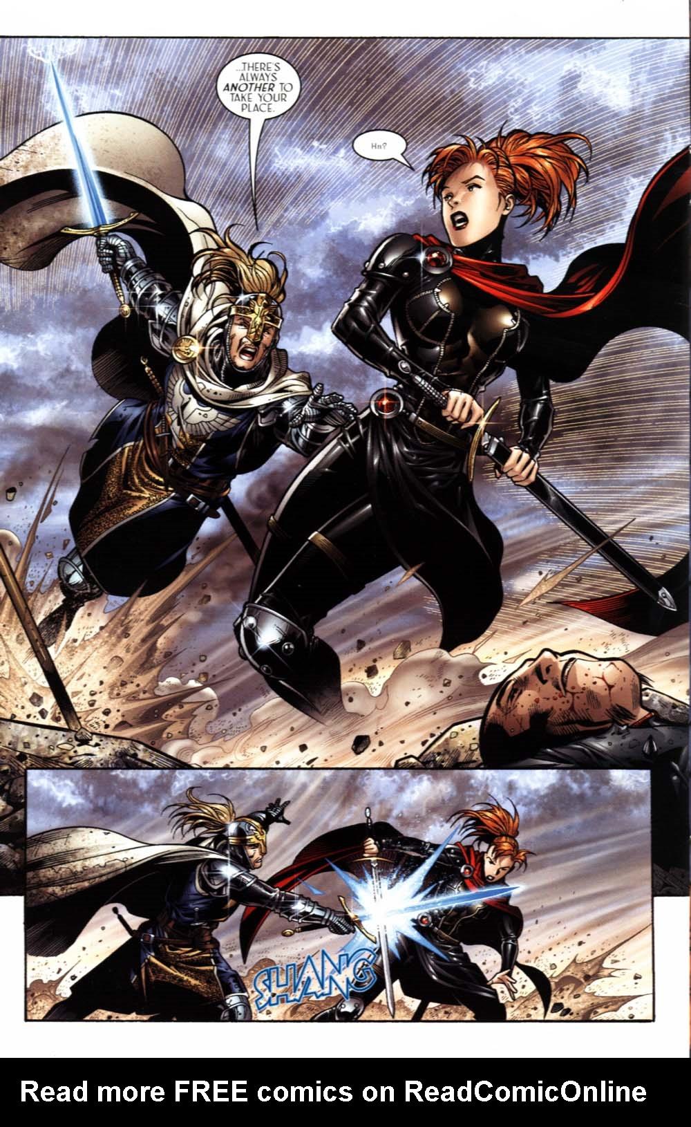 Read online Scion comic -  Issue #18 - 14