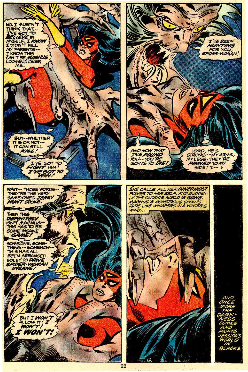 Spider-Woman (1978) #5 #46 - English 13