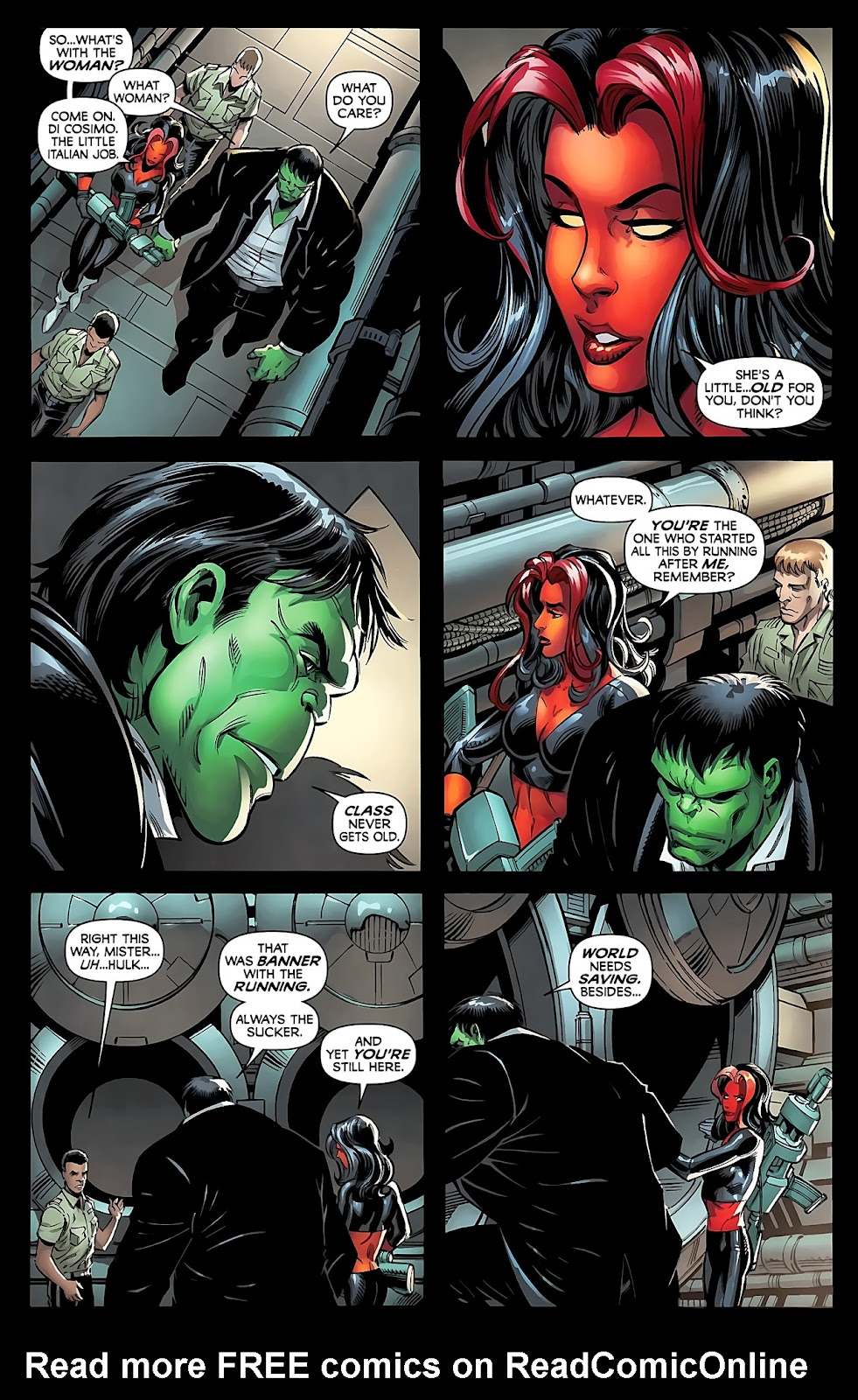 Incredible Hulks (2010) Issue #628 #18 - English 10