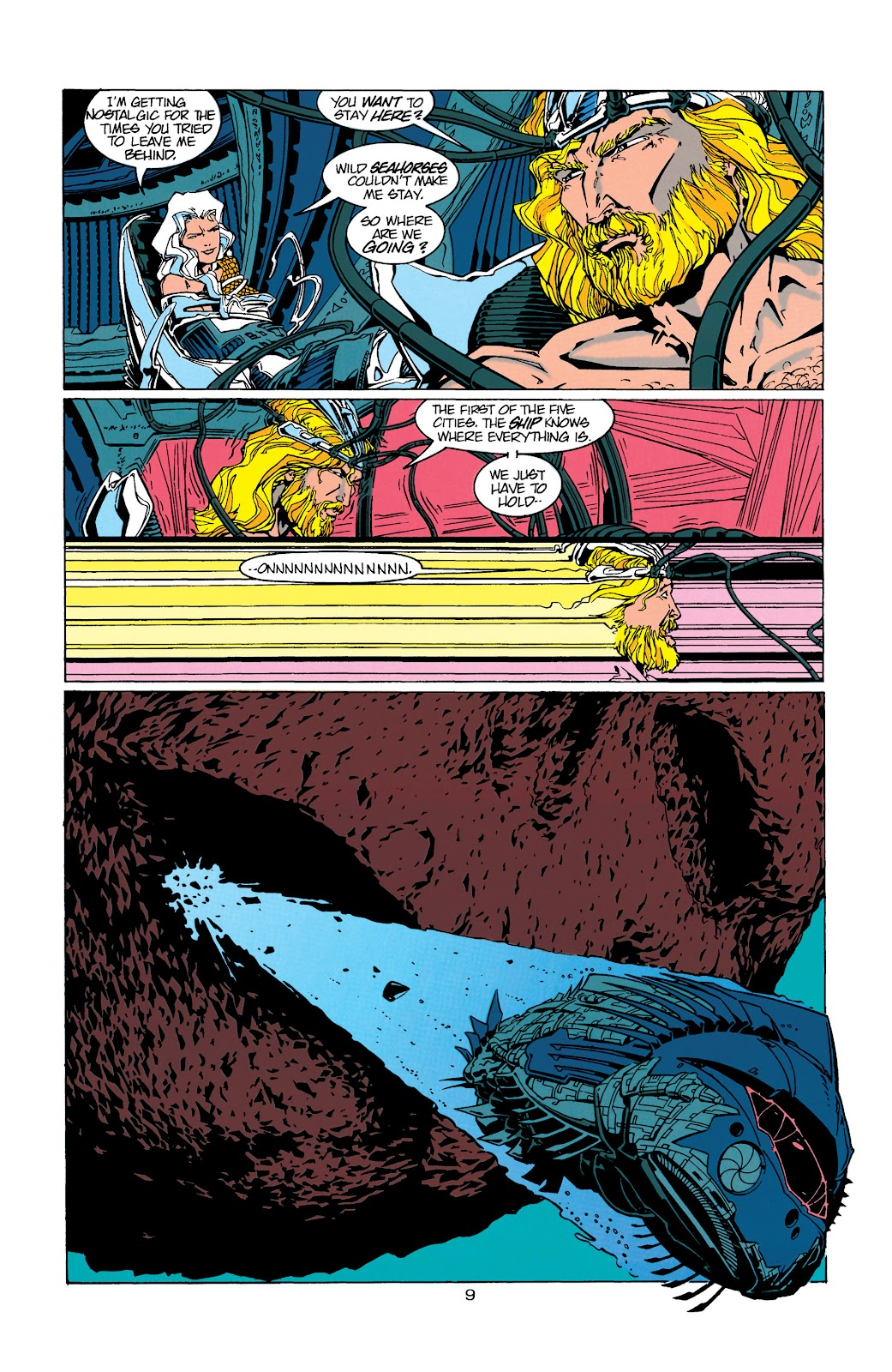 Aquaman (1994) Issue #17 #23 - English 10