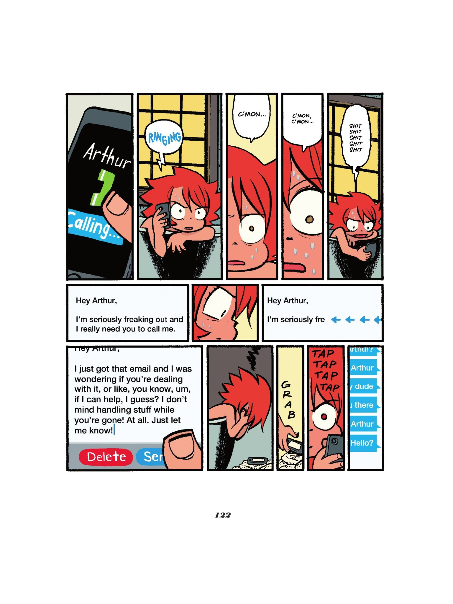 Read online Seconds comic -  Issue # Full - 123