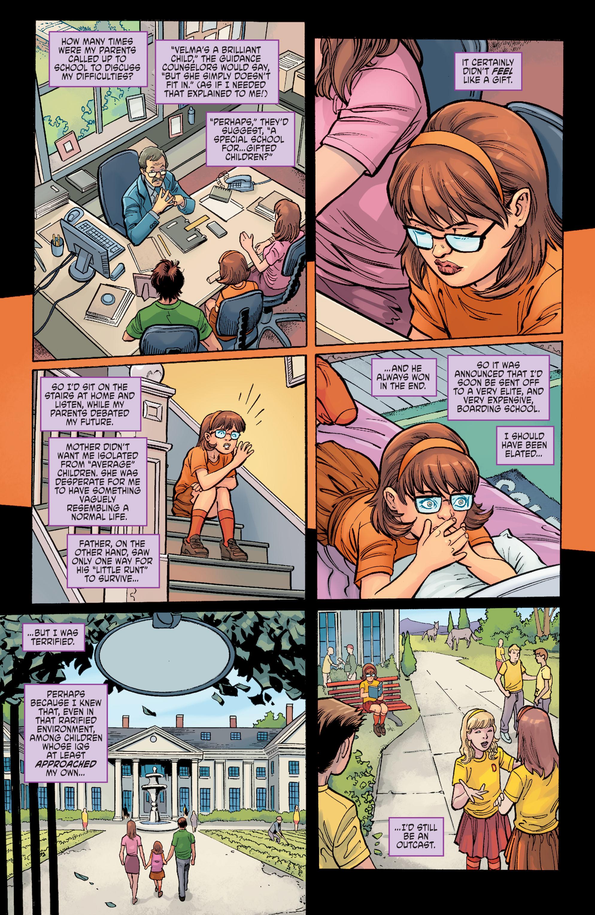 Read online Scooby Apocalypse comic -  Issue #6 - 8