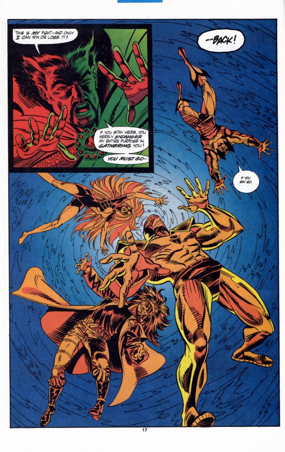 Read online Secret Defenders comic -  Issue #2 - 14