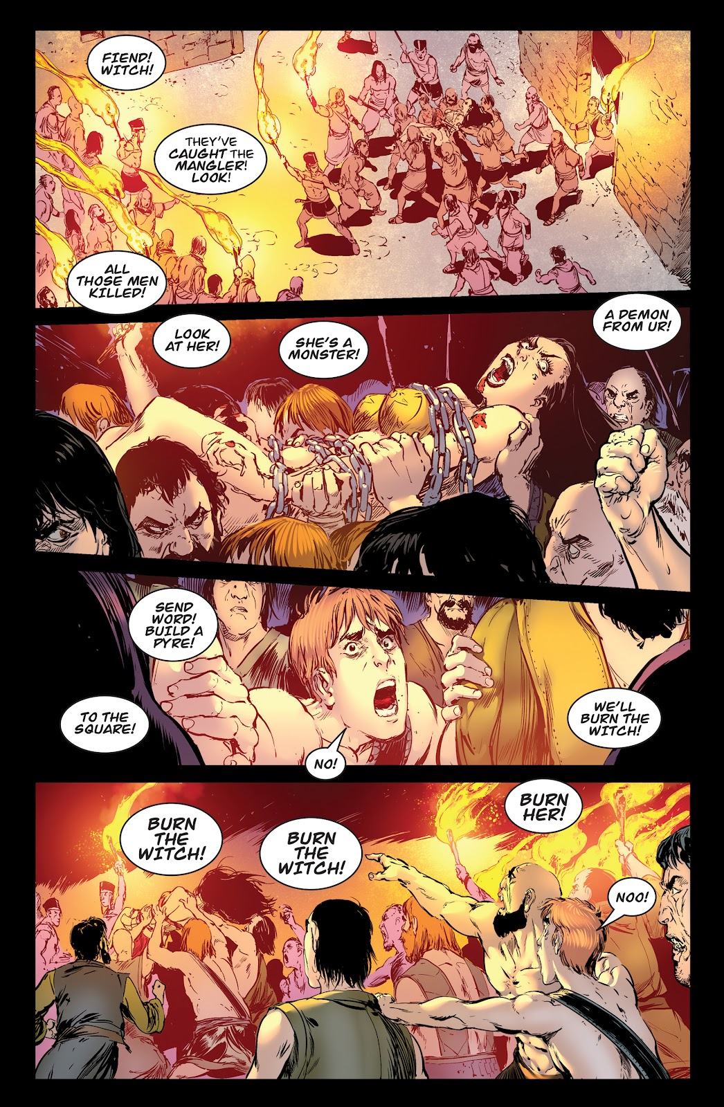 Queen of Vampires Issue #7 #7 - English 30