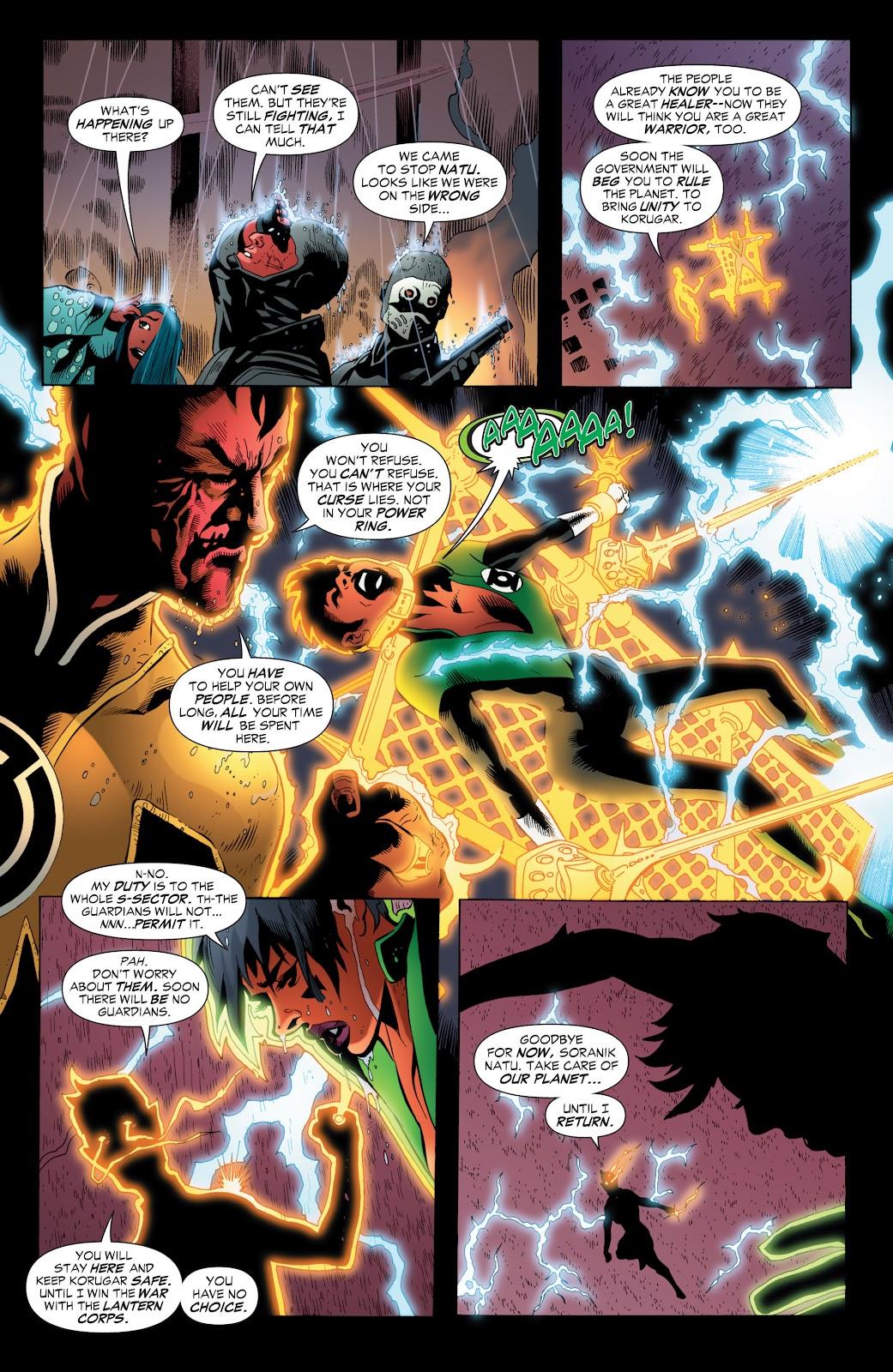 Green Lantern: The Sinestro Corps War Full #1 - English 85