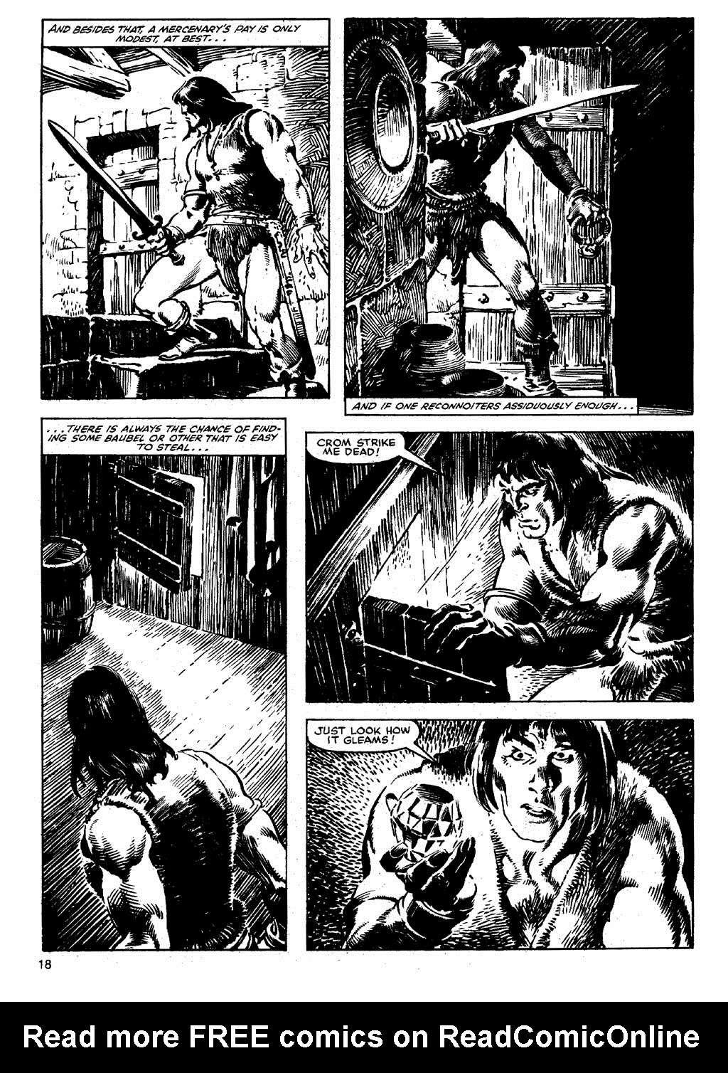 The Savage Sword Of Conan Issue #90 #91 - English 17