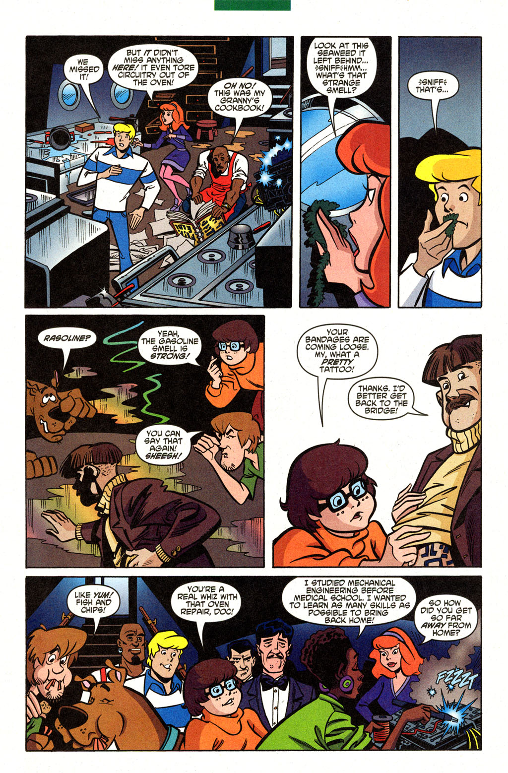 Read online Scooby-Doo (1997) comic -  Issue #99 - 6