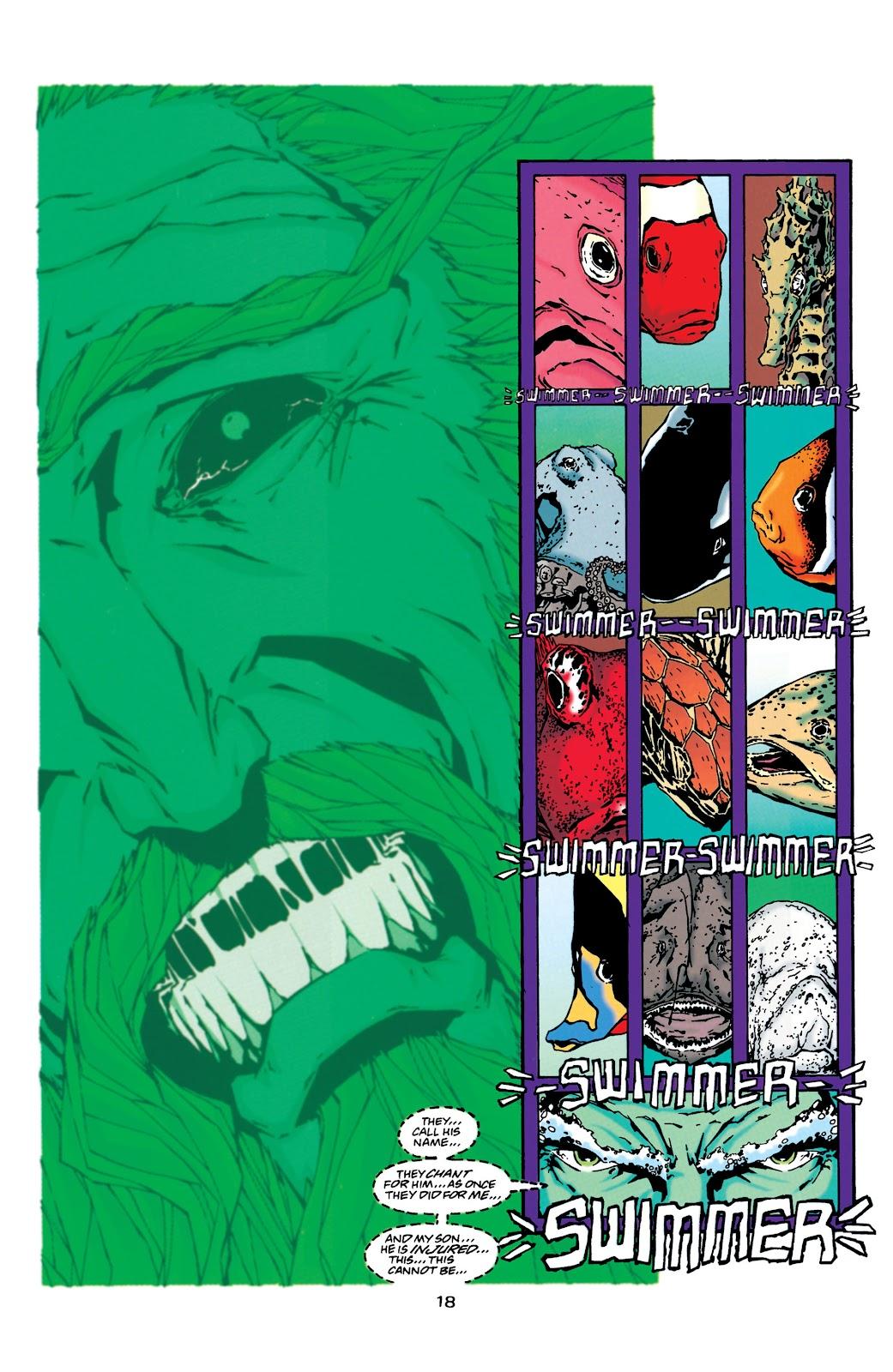 Aquaman (1994) Issue #34 #40 - English 15