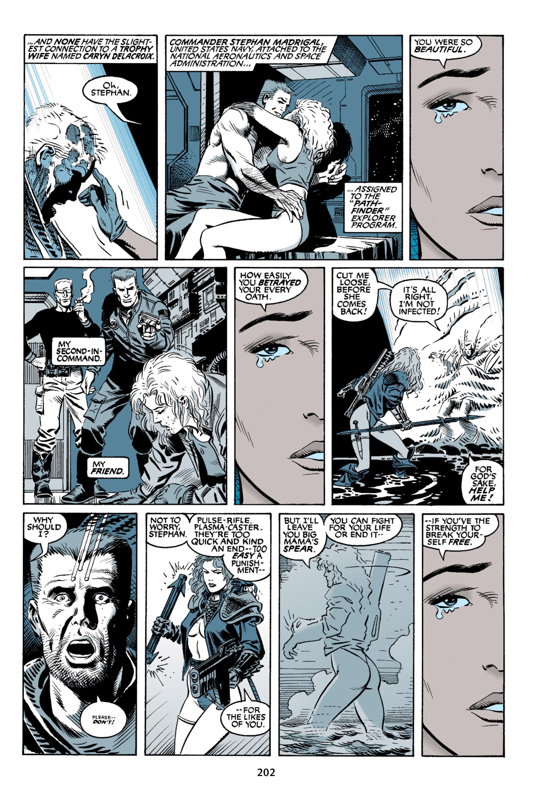Aliens vs. Predator Omnibus _TPB_2_Part_2 Page 88