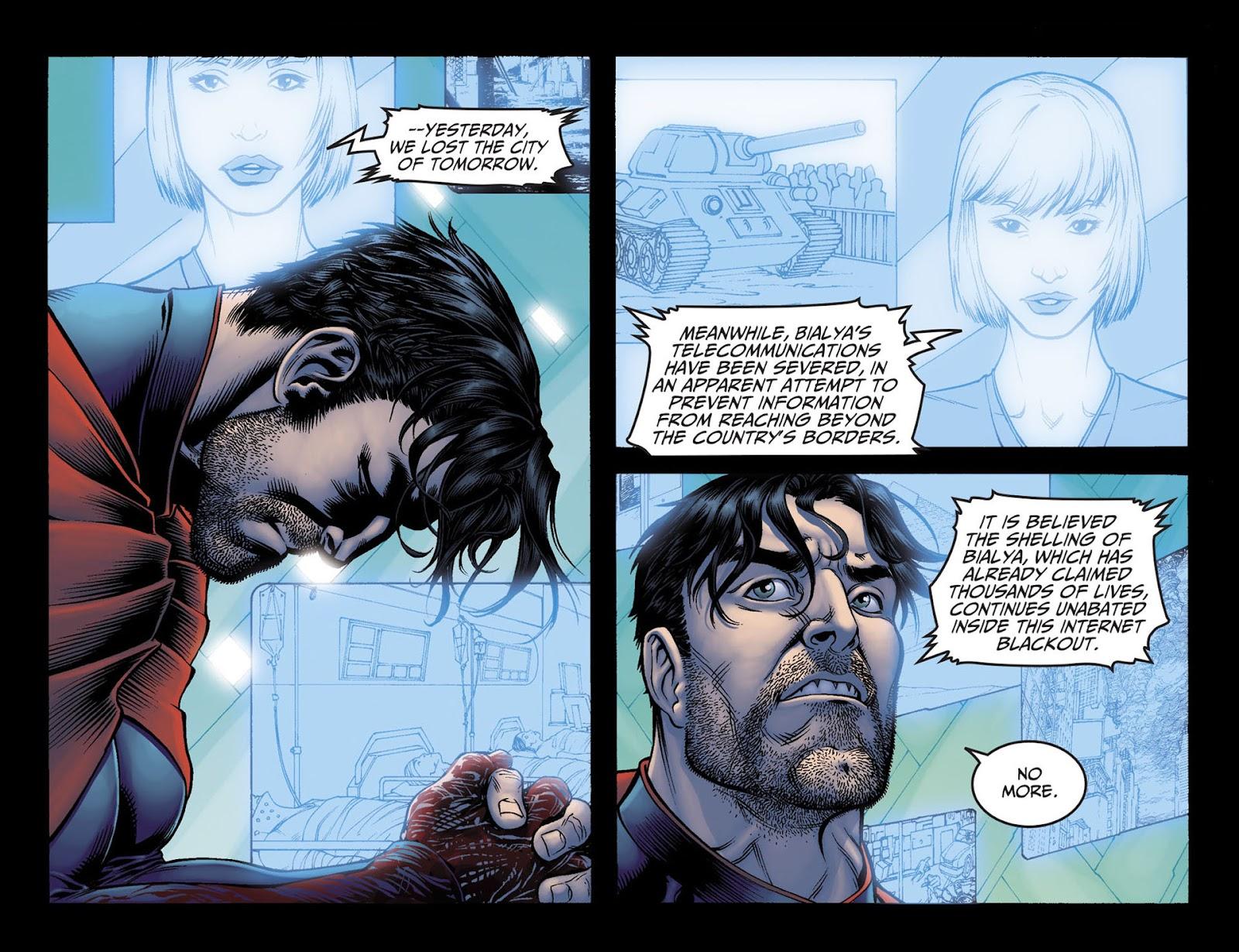 Injustice: Gods Among Us [I] Issue #6 #7 - English 5