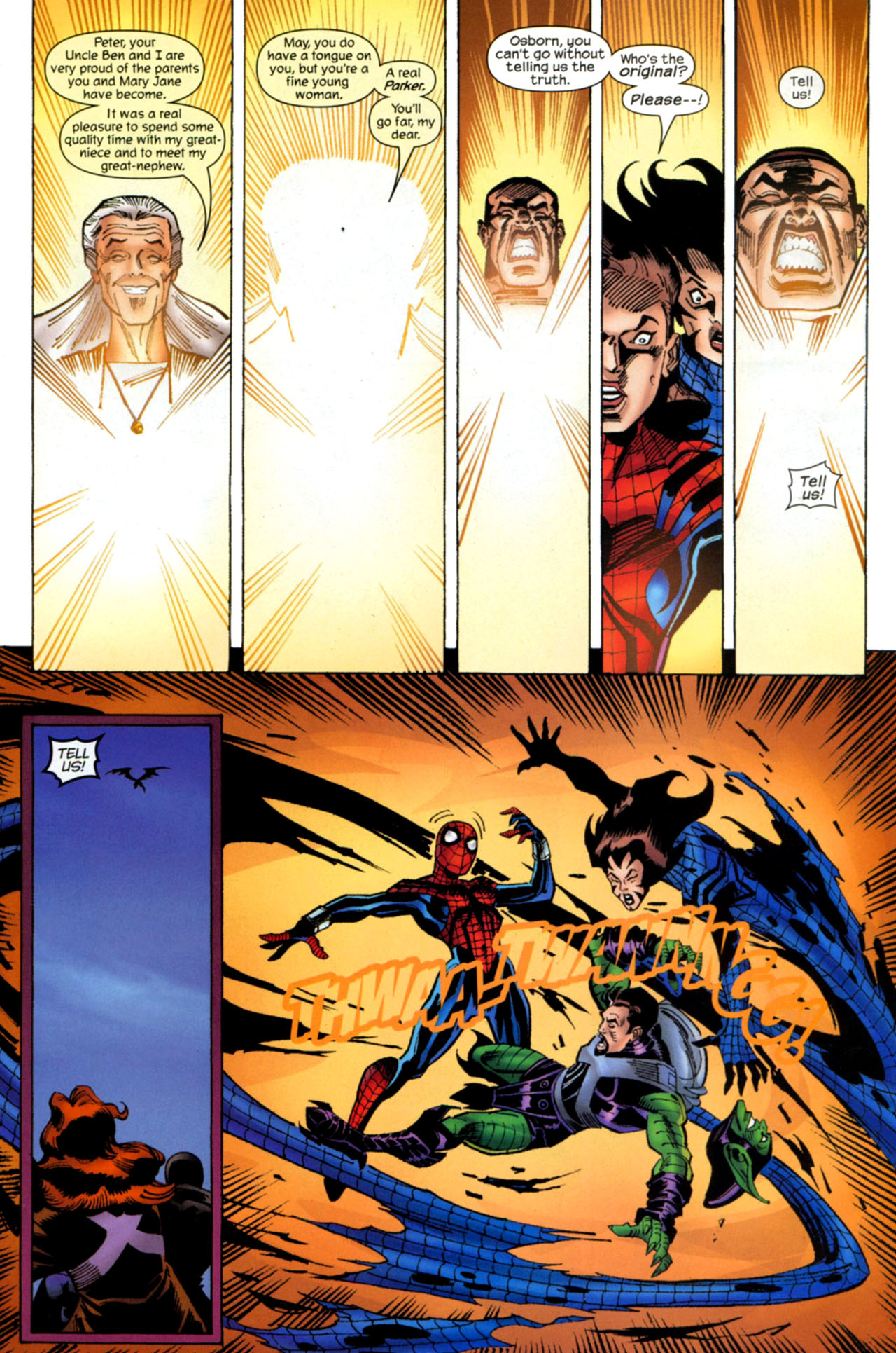 Amazing Spider-Girl #30 #31 - English 27