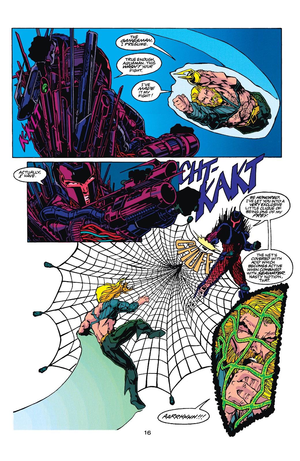 Aquaman (1994) Issue #35 #41 - English 16