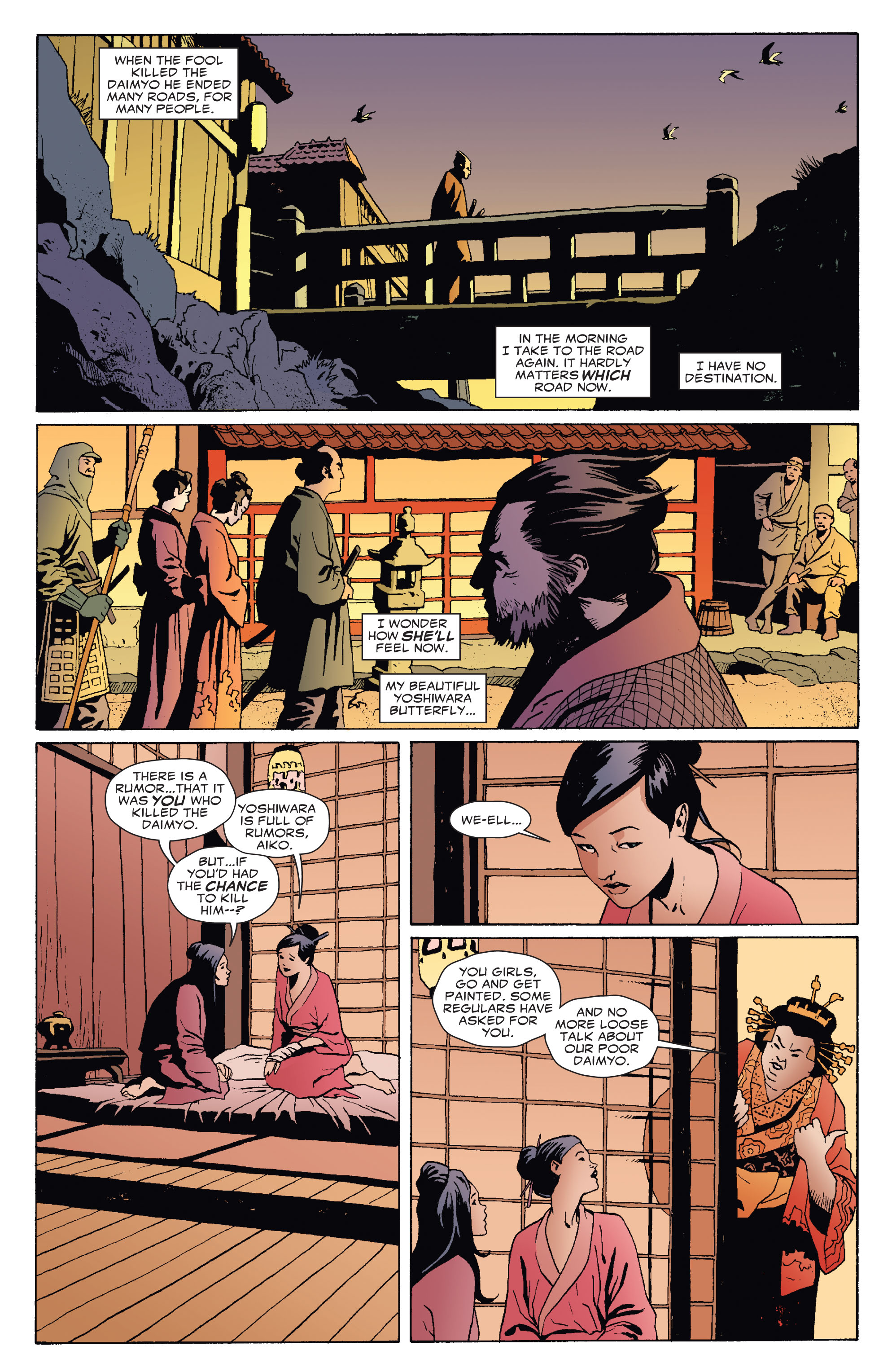 5 Ronin (2011) 5 Page 21