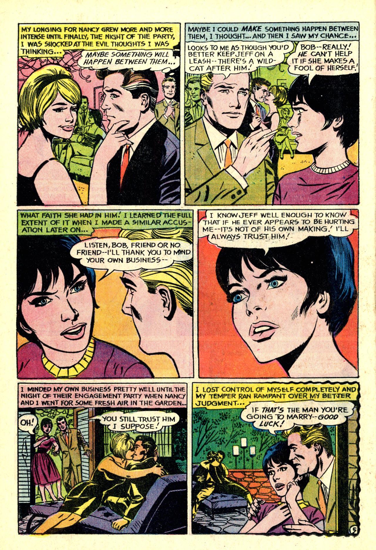 Read online Secret Hearts comic -  Issue #132 - 47
