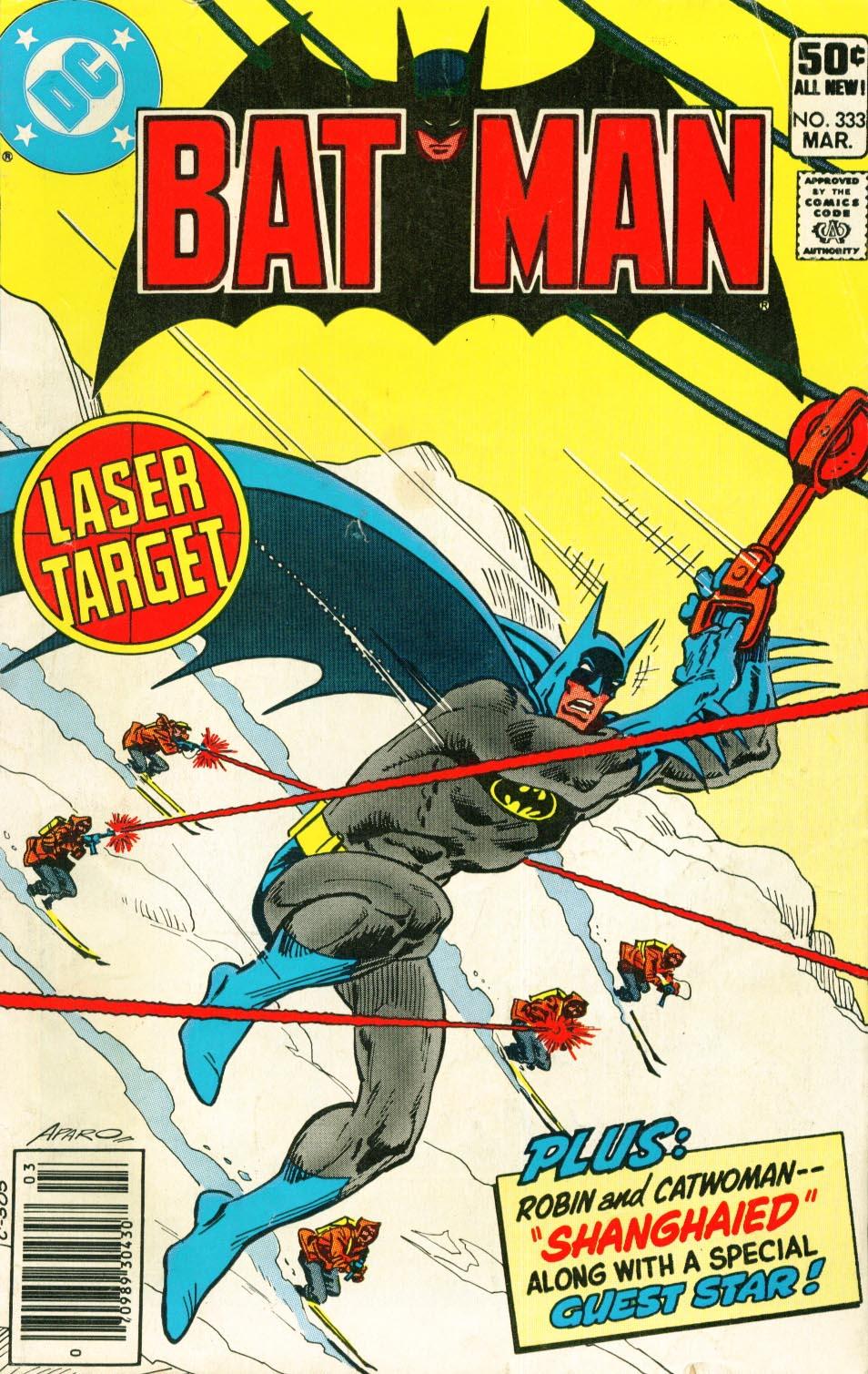 Batman (1940) 333 Page 1