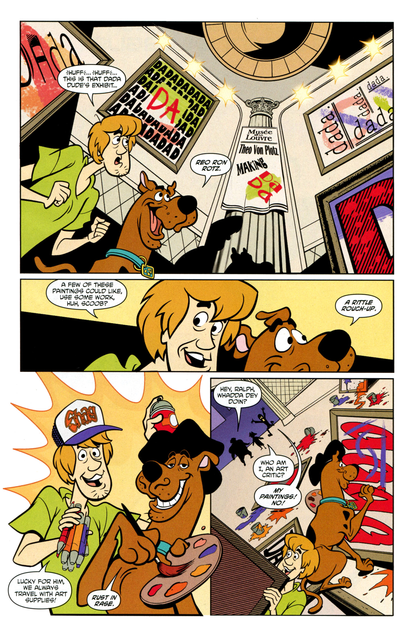Read online Scooby-Doo: Where Are You? comic -  Issue #26 - 13