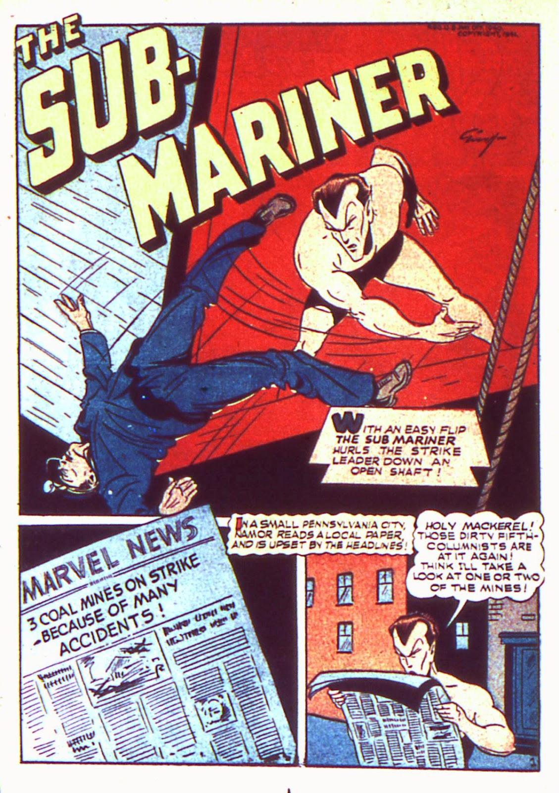 Sub-Mariner Comics Issue #2 #2 - English 24