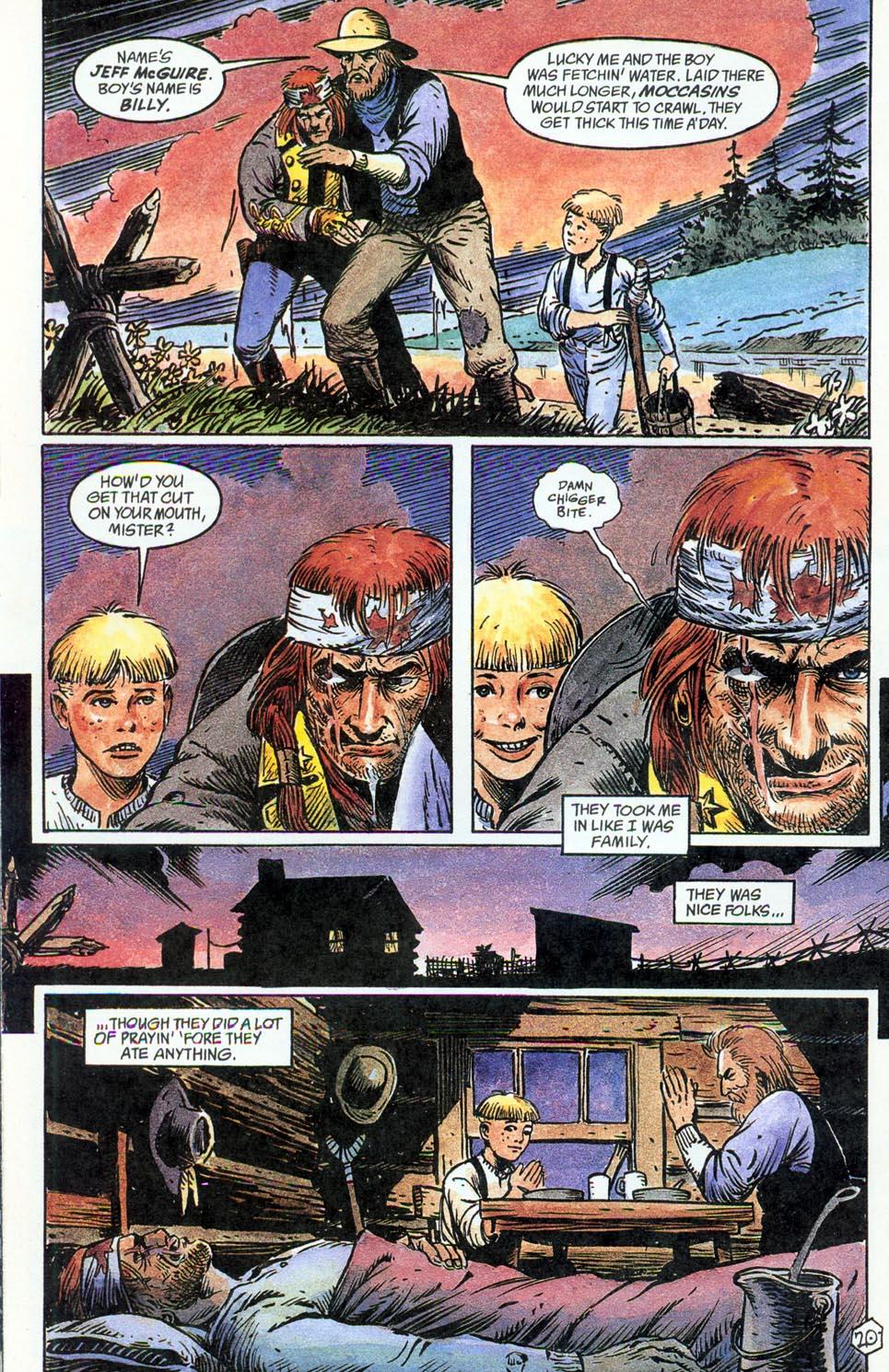 Jonah Hex: Two-Gun Mojo Issue #4 #4 - English 22