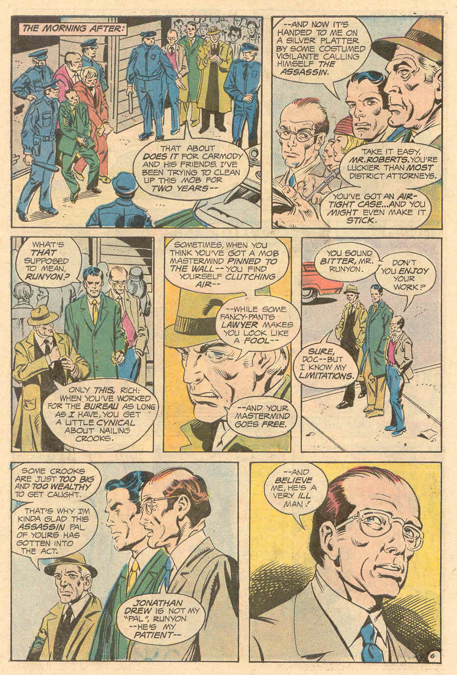 1st Issue Special 11 Page 6
