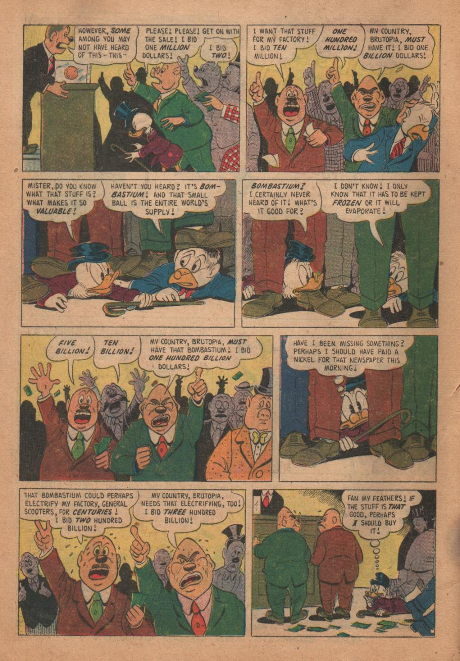 Uncle Scrooge (1953) Issue #17 #17 - English 4