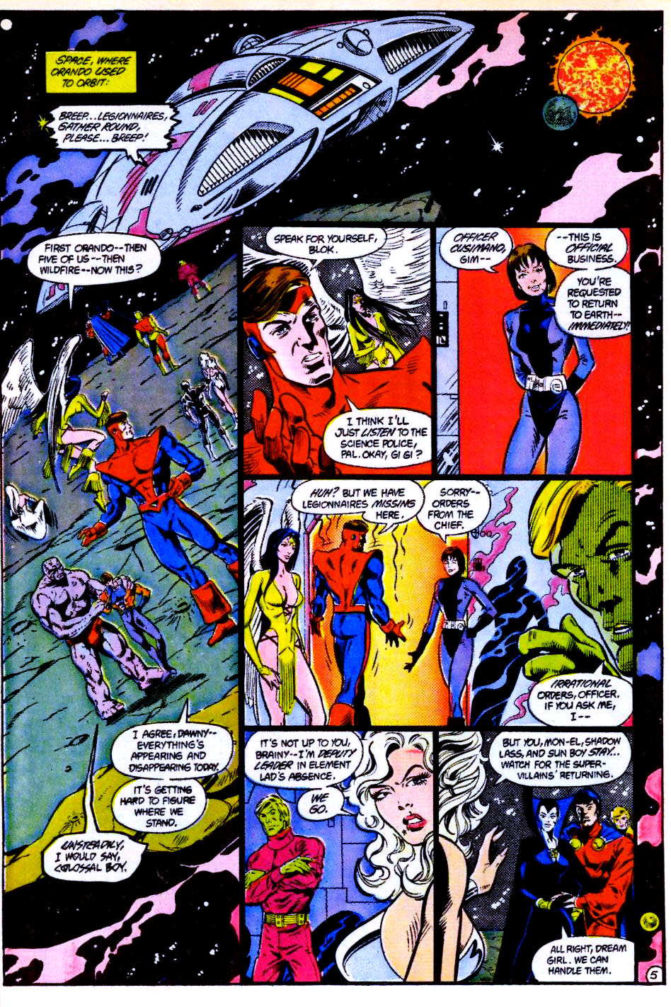 Tales of the Legion Issue #330 #17 - English 6