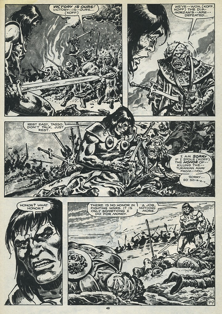 The Savage Sword Of Conan Issue #173 #174 - English 51