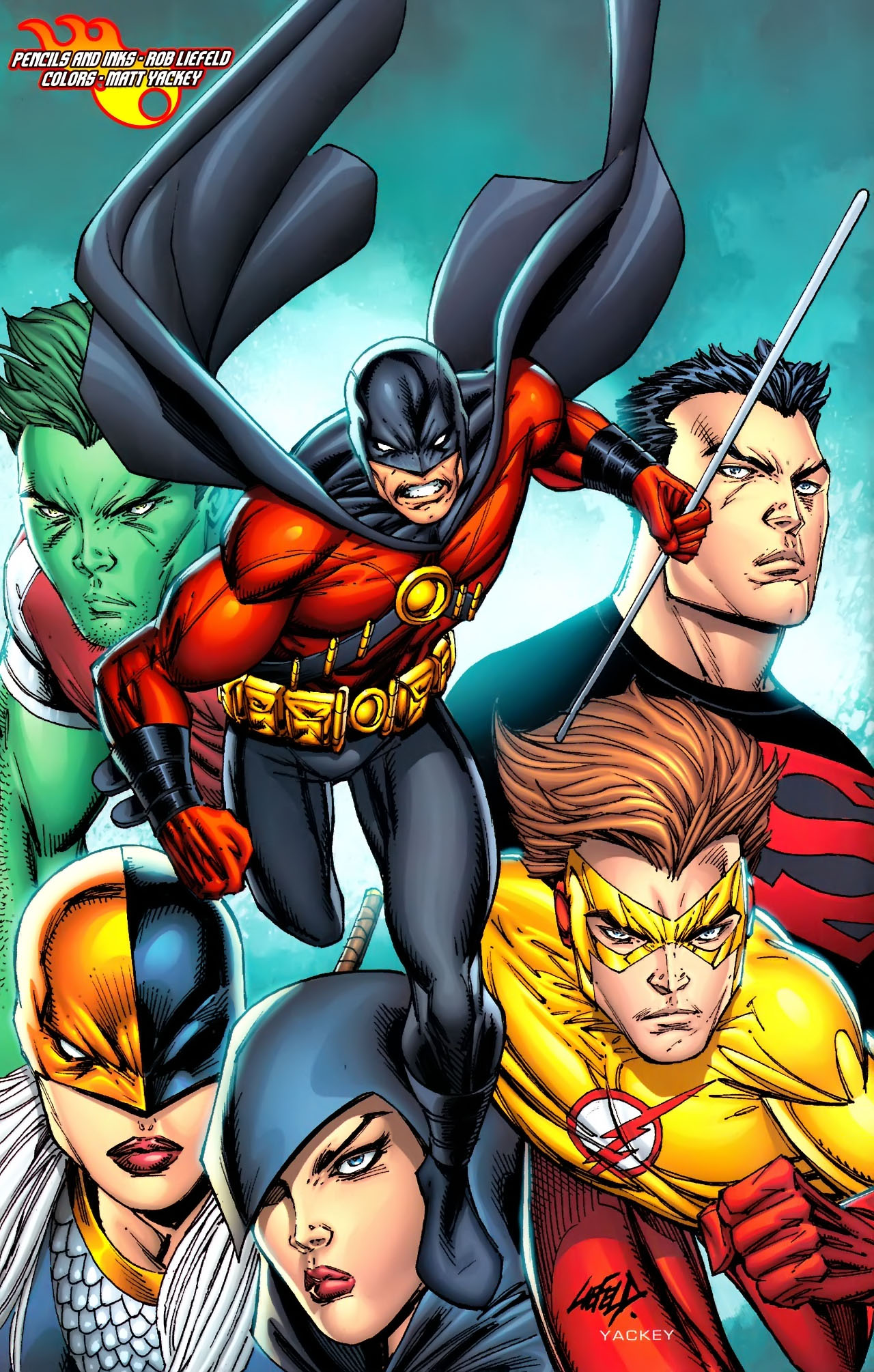 Teen Titans (2003) #100 #110 - English 31