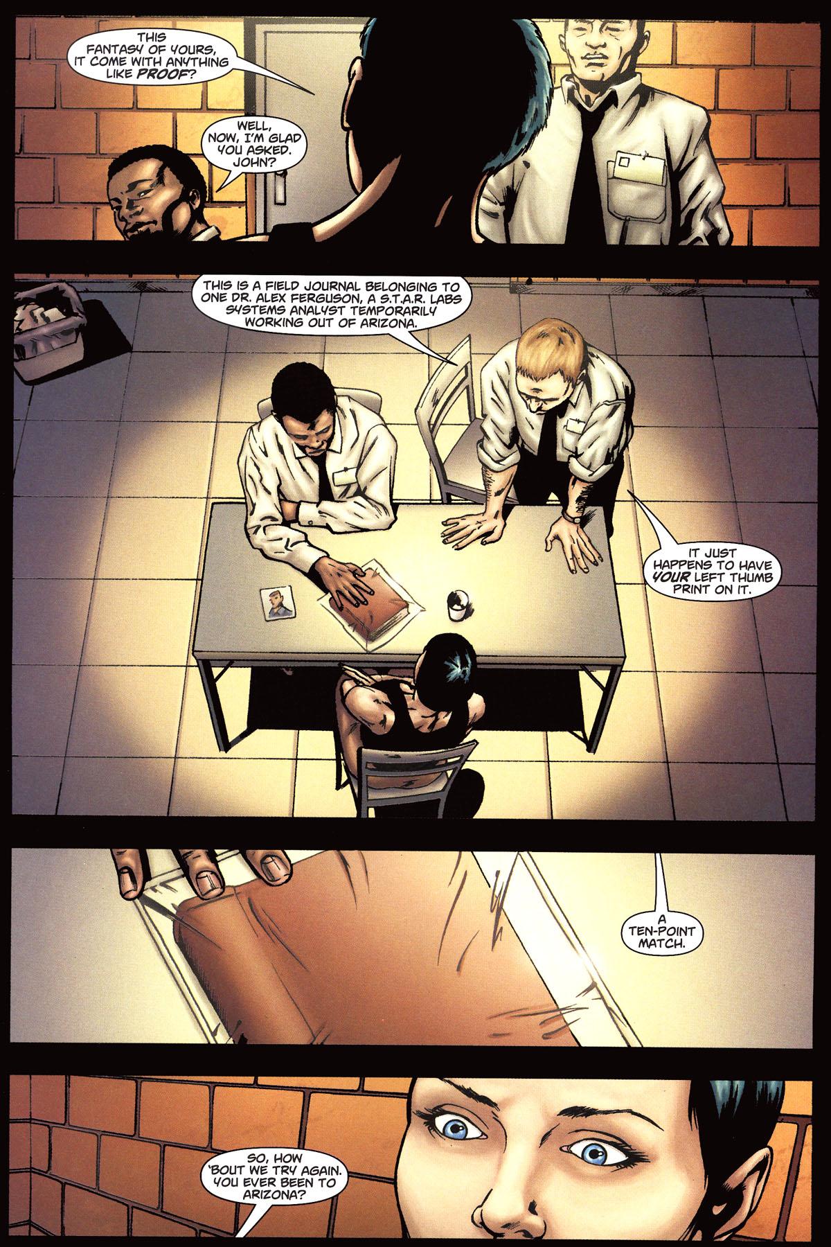 Read online Martian Manhunter (2006) comic -  Issue #6 - 6