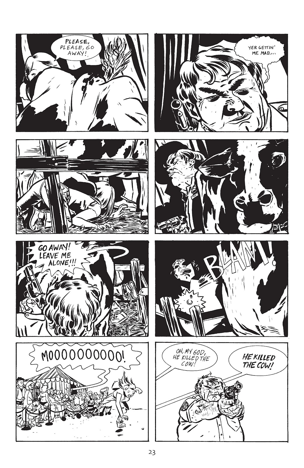 Stray Bullets Issue #12 #12 - English 25