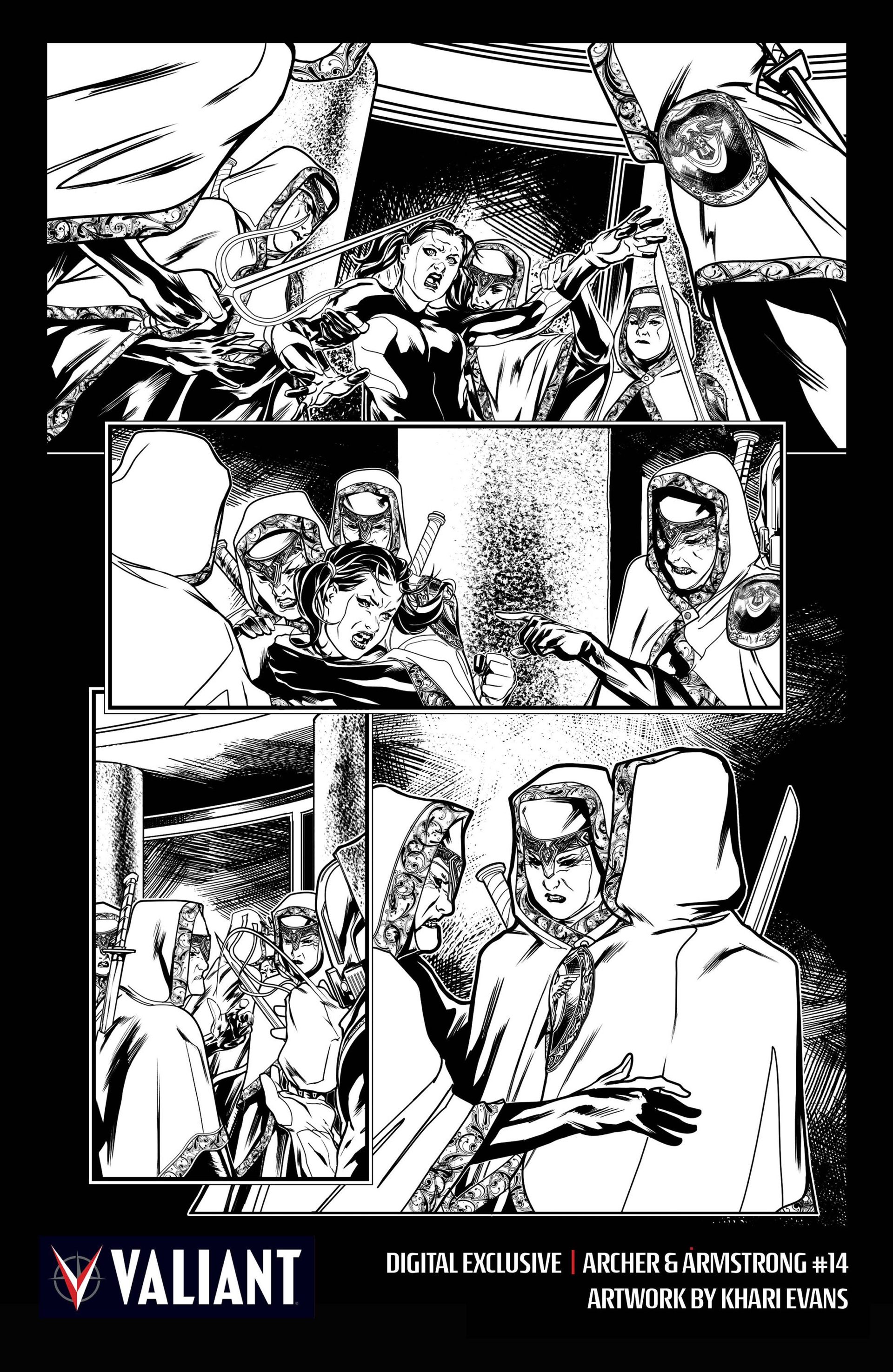 Archer and Armstrong 14 Page 26