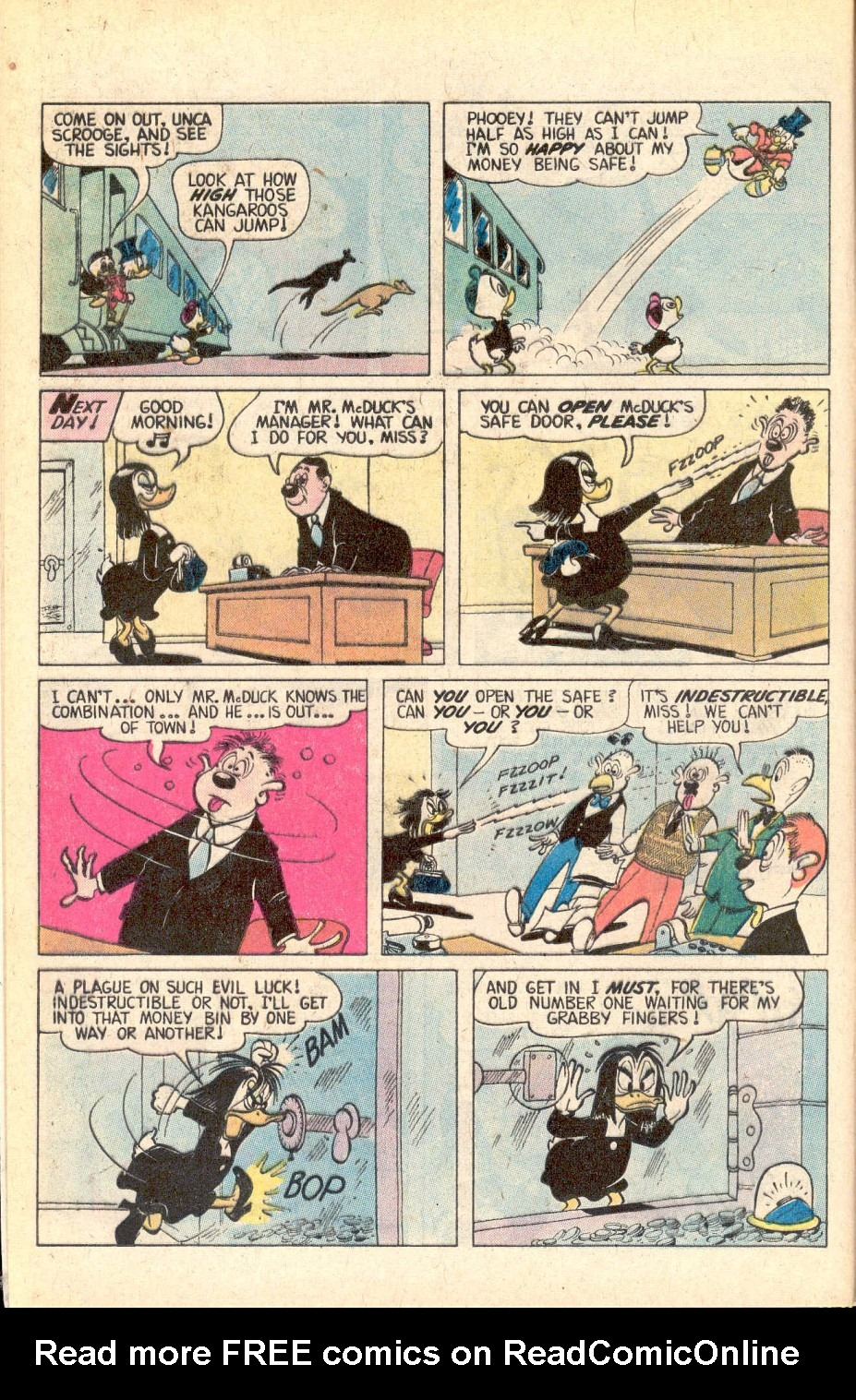 Uncle Scrooge (1953) Issue #156 #156 - English 12