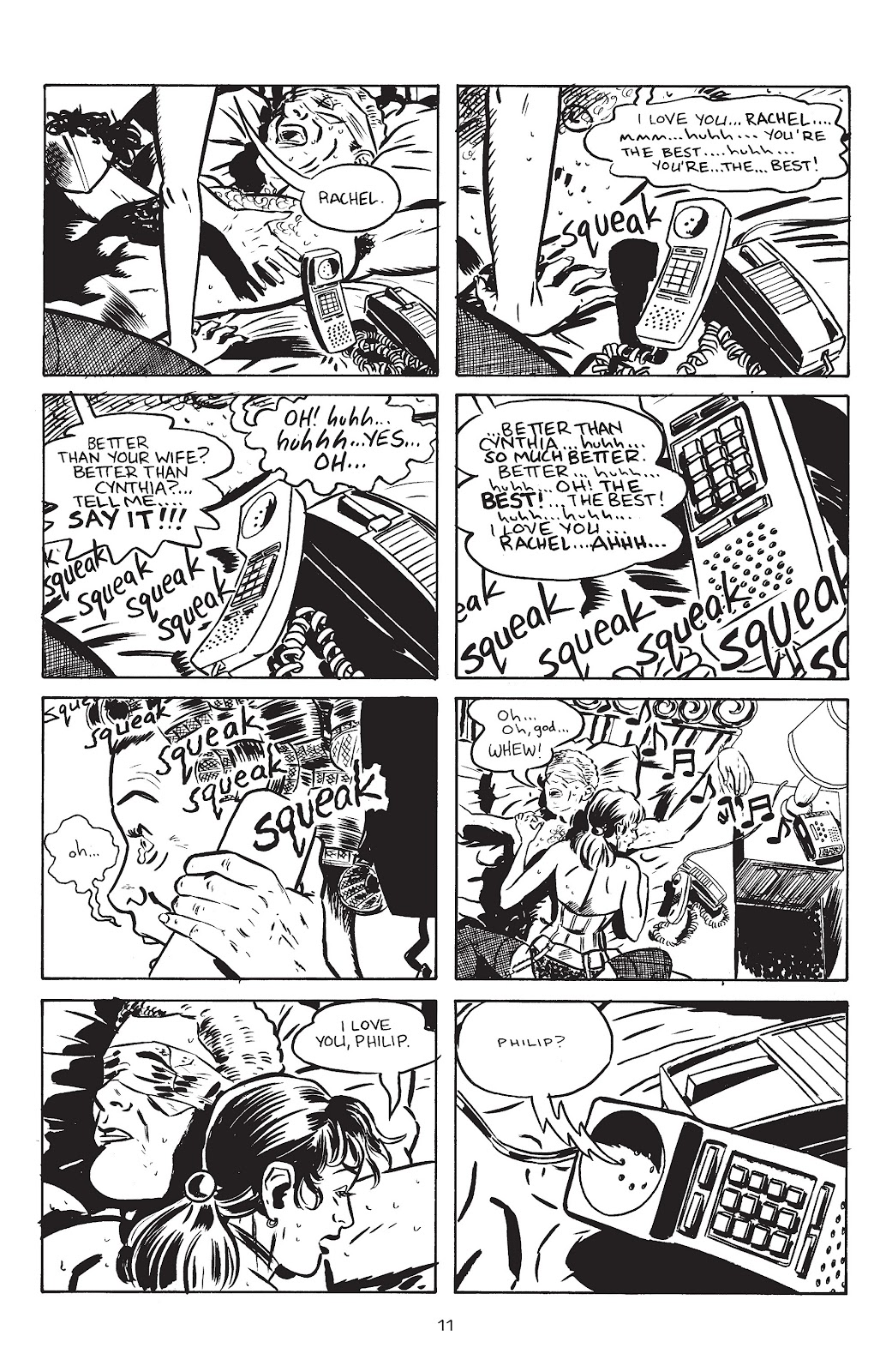 Stray Bullets Issue #20 #20 - English 13