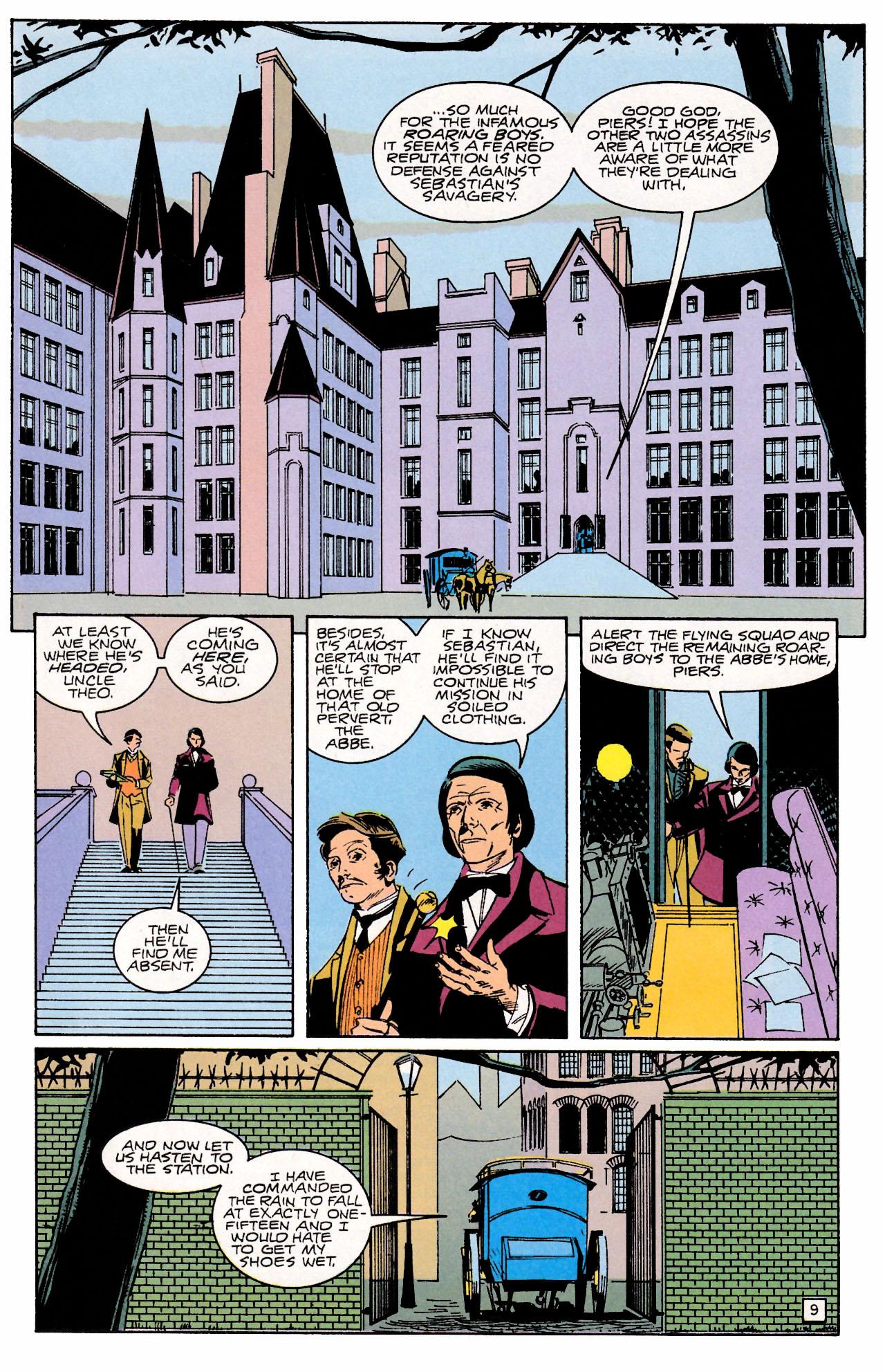 Read online Sebastian O comic -  Issue #2 - 13