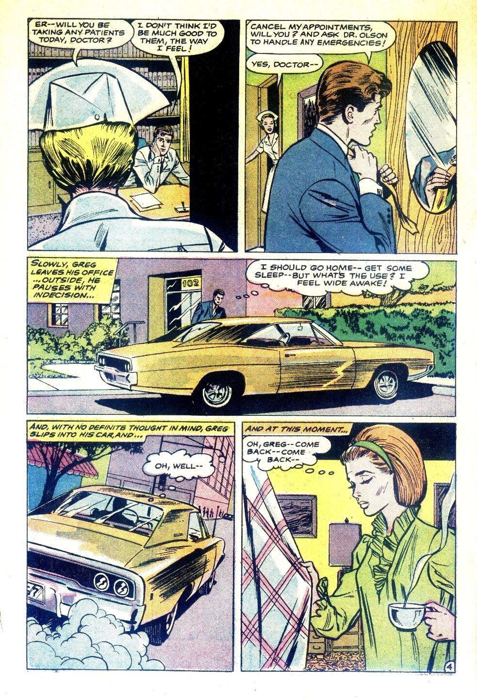 Read online Secret Hearts comic -  Issue #126 - 22