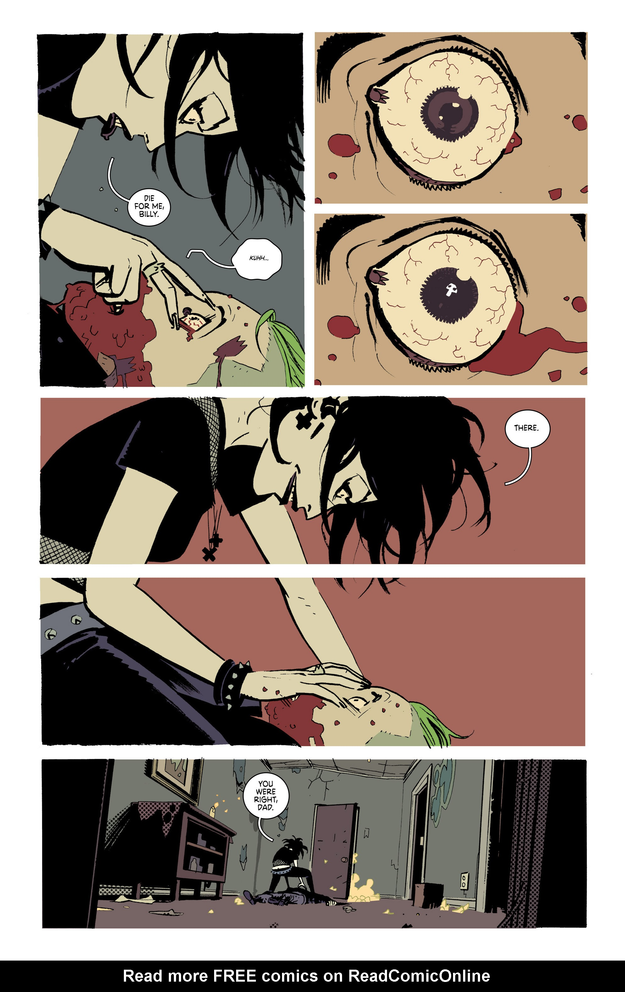 Read online Deadly Class comic -  Issue #21 - 21