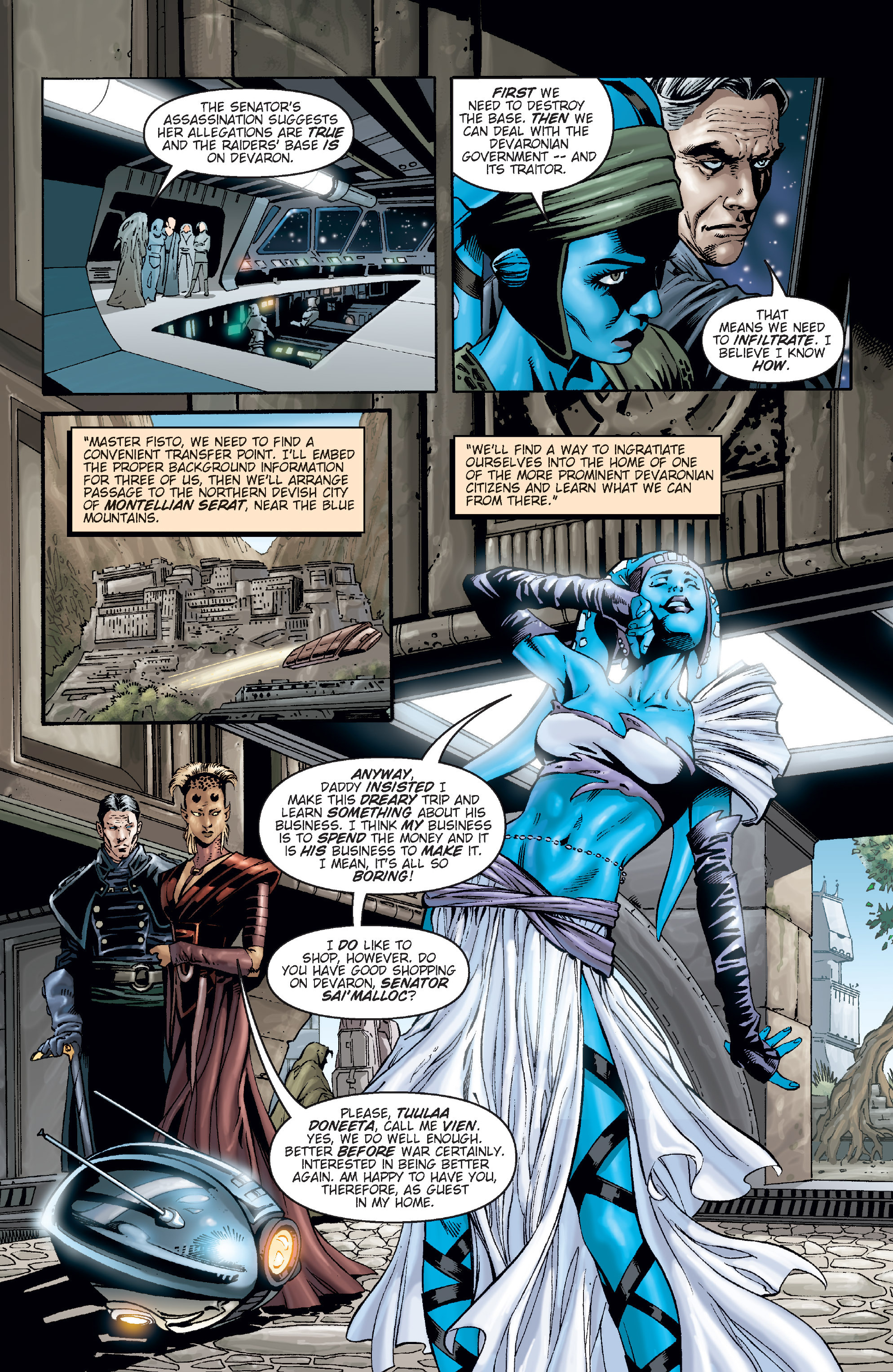 Star Wars Legends Epic Collection: The Clone Wars chap 2 pic 60