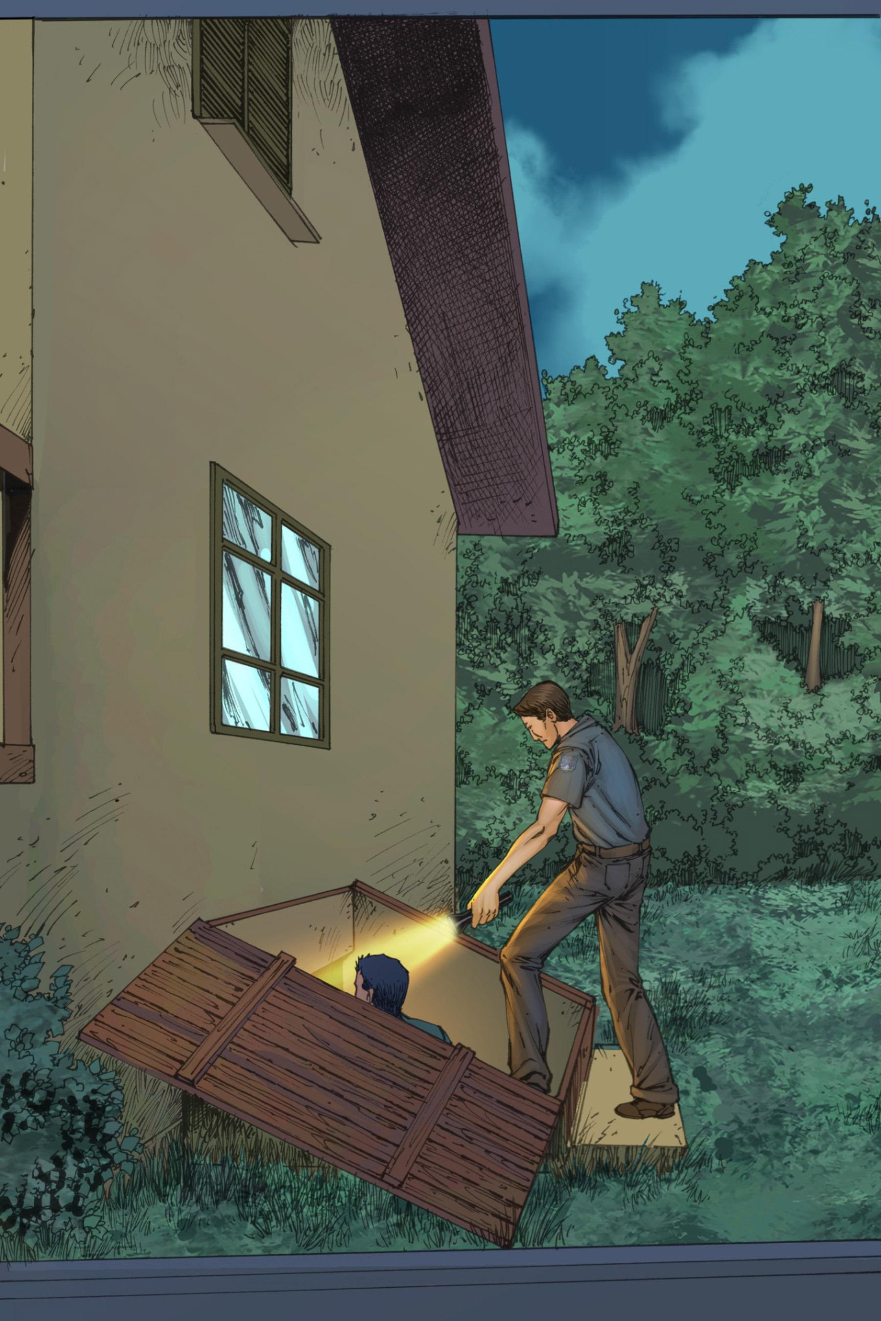 Read online Z-Men comic -  Issue #3 - 74
