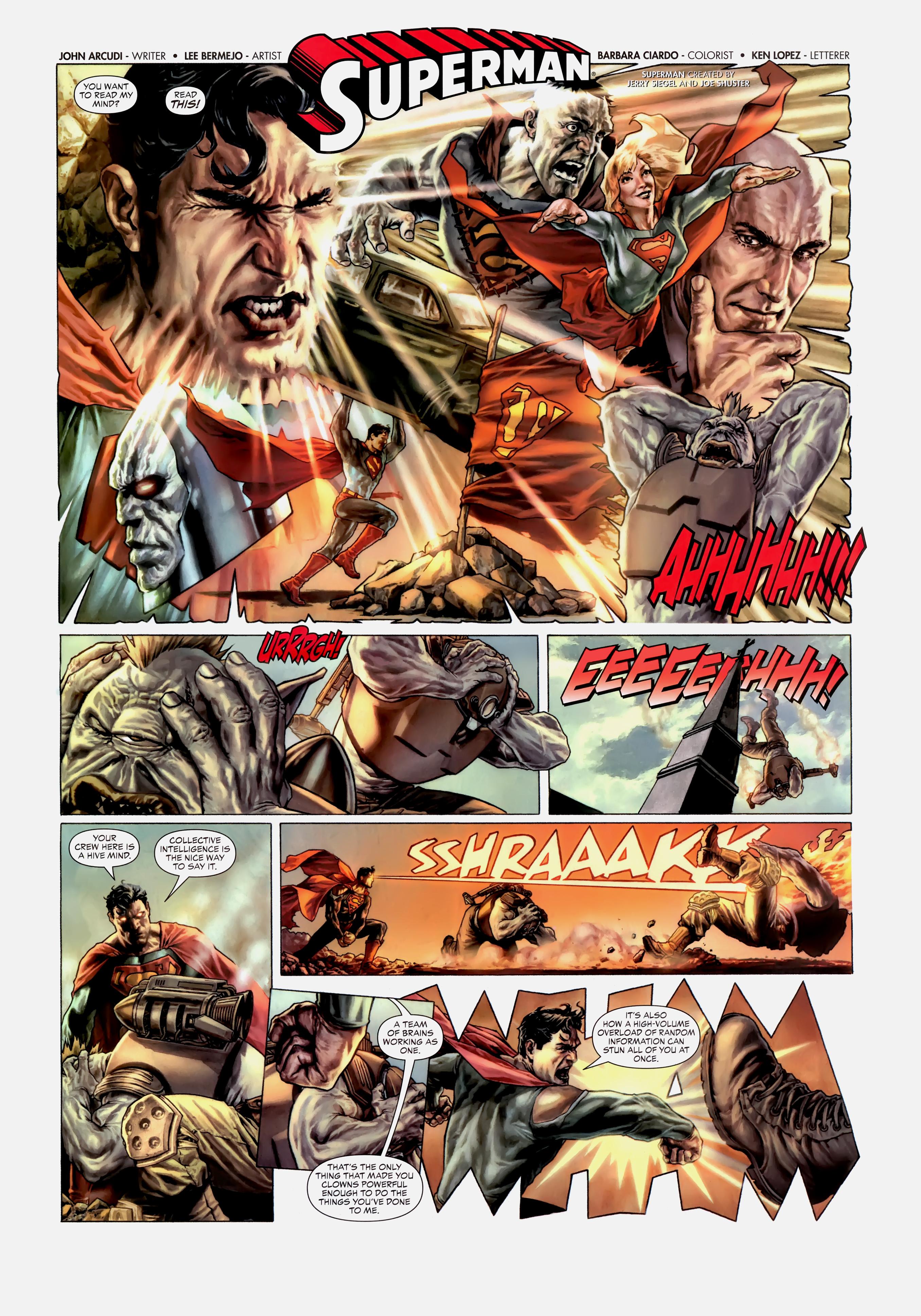 Read online Wednesday Comics comic -  Issue #10 - 4