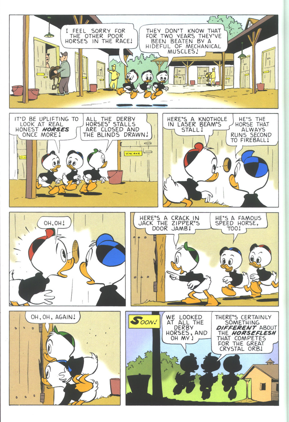 Uncle Scrooge (1953) Issue #340 #340 - English 14