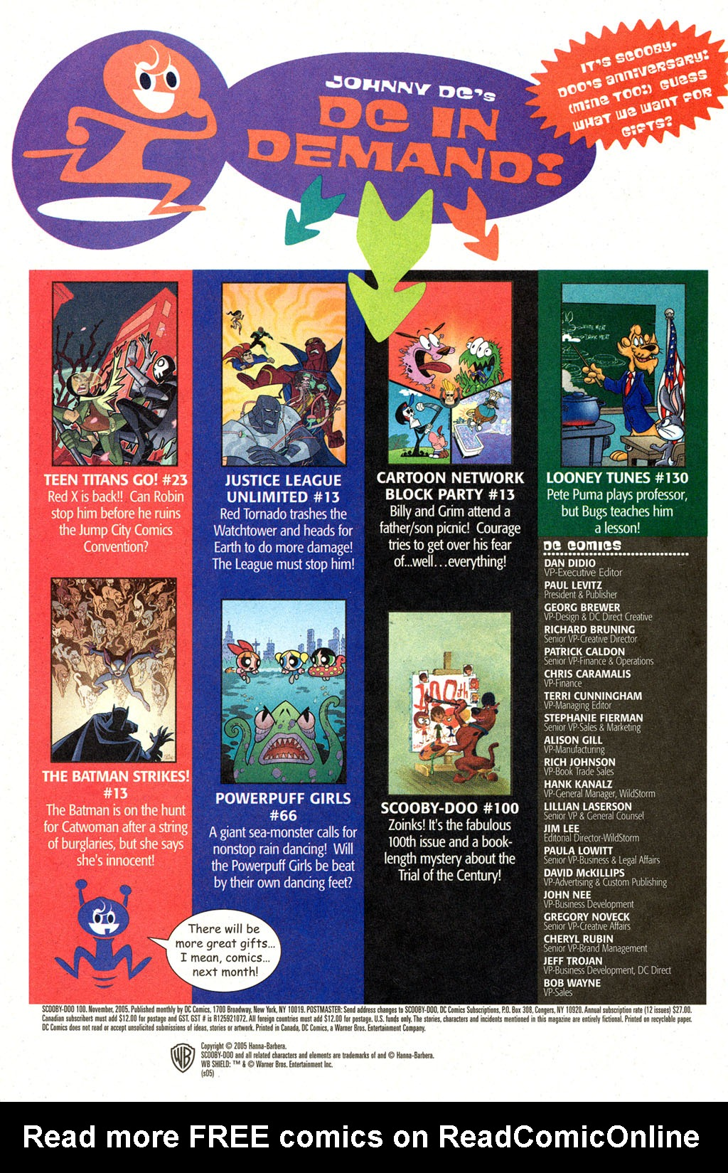 Read online Scooby-Doo (1997) comic -  Issue #100 - 22